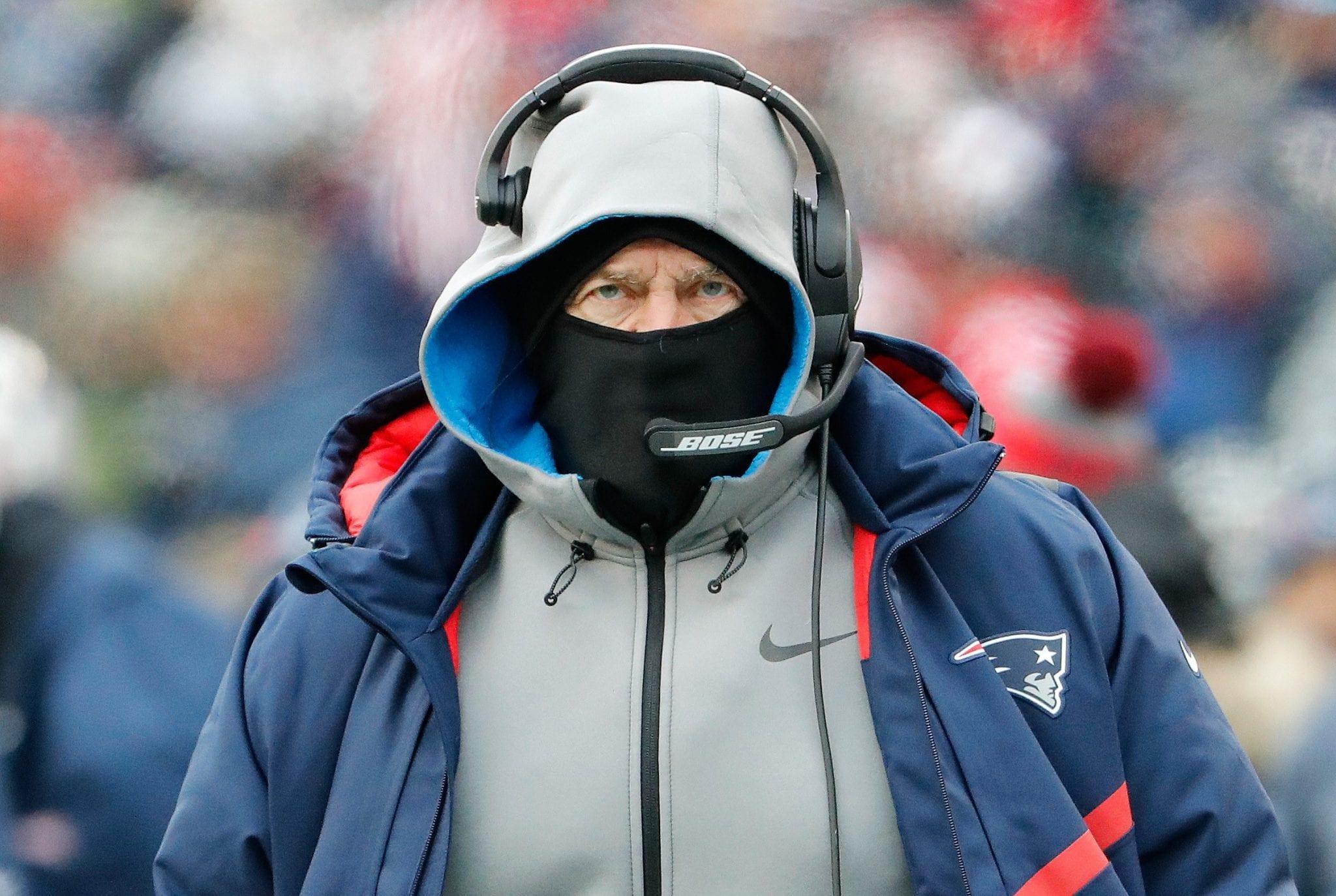 Bill Belichick praises New York Jets, Adam Gase as Week 17 looms