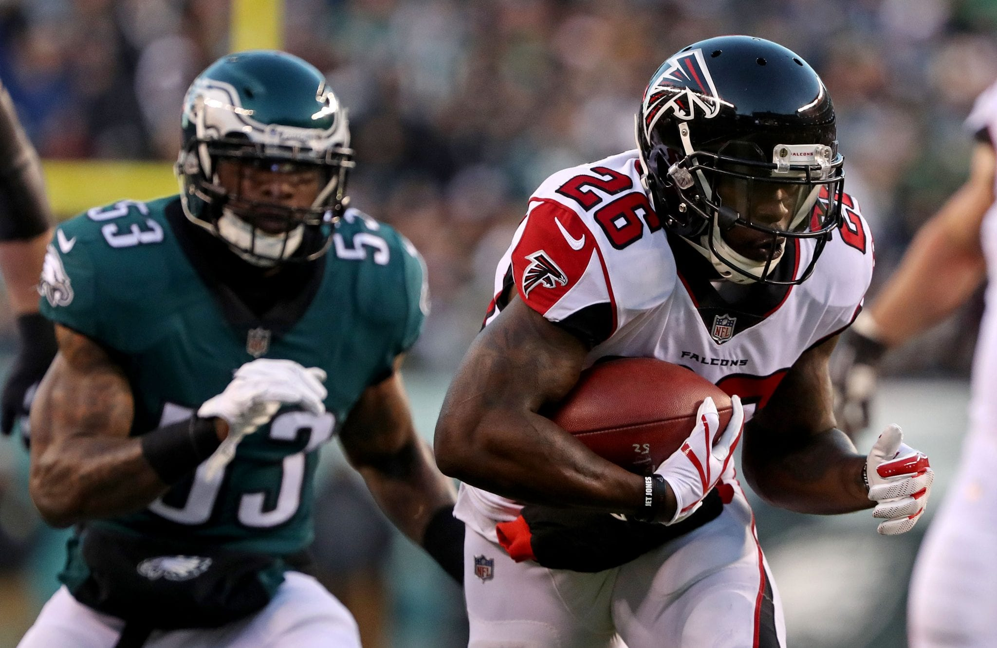 New York Jets: Why Tevin Coleman is the most impactful pick-up yet