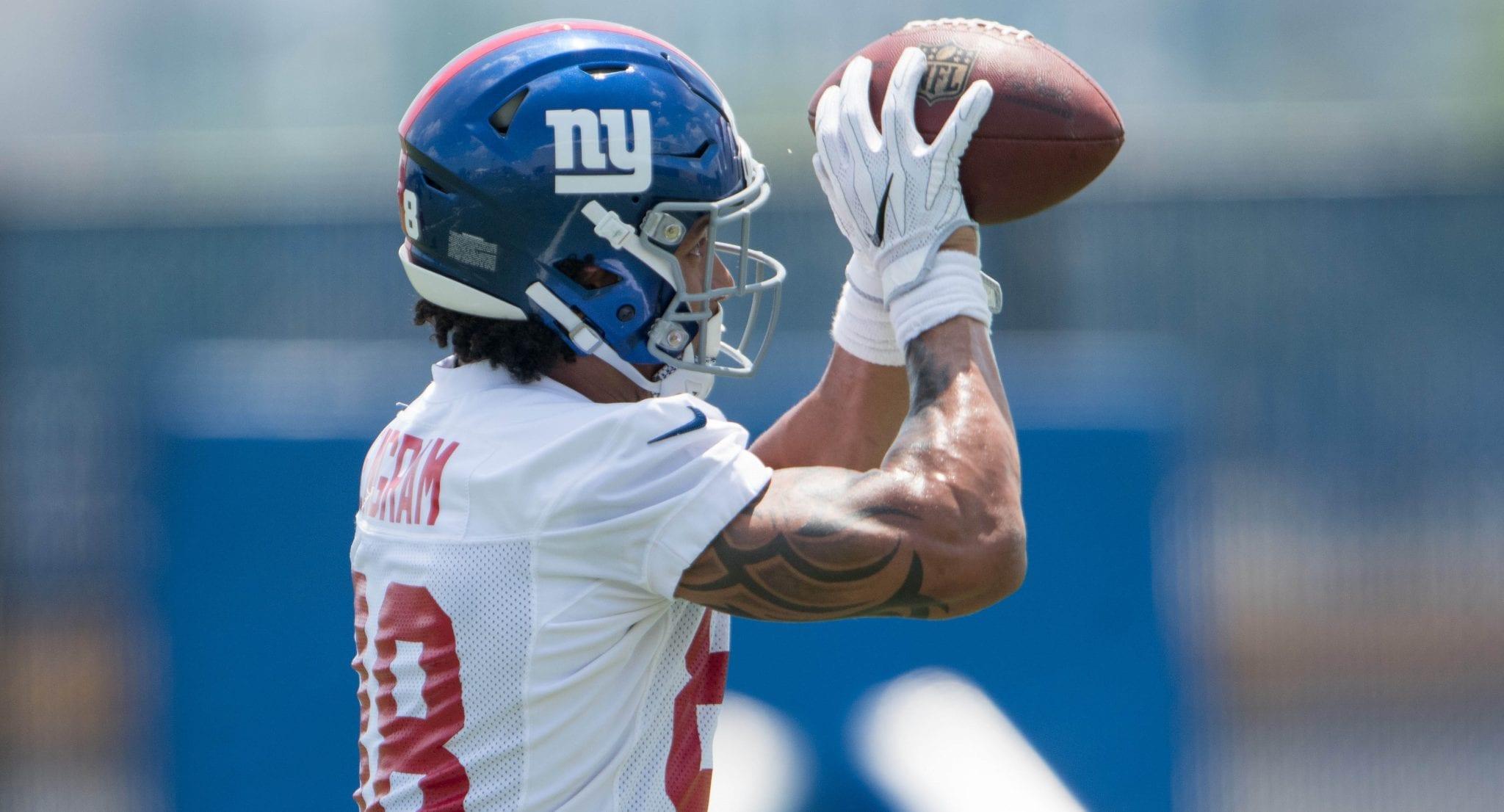 New York Giants, Evan Engram