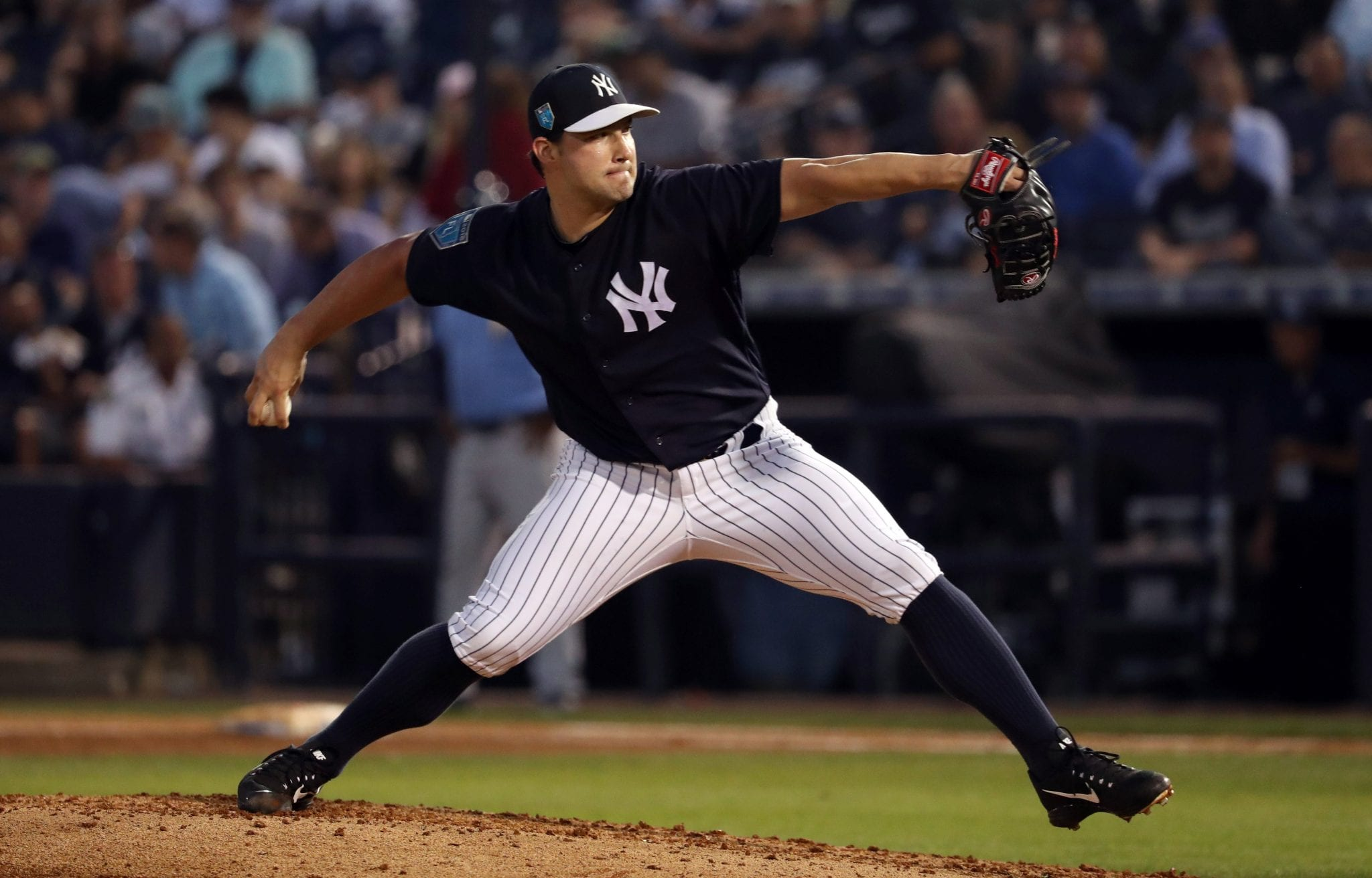 New York Yankees, Tommy Kahnle