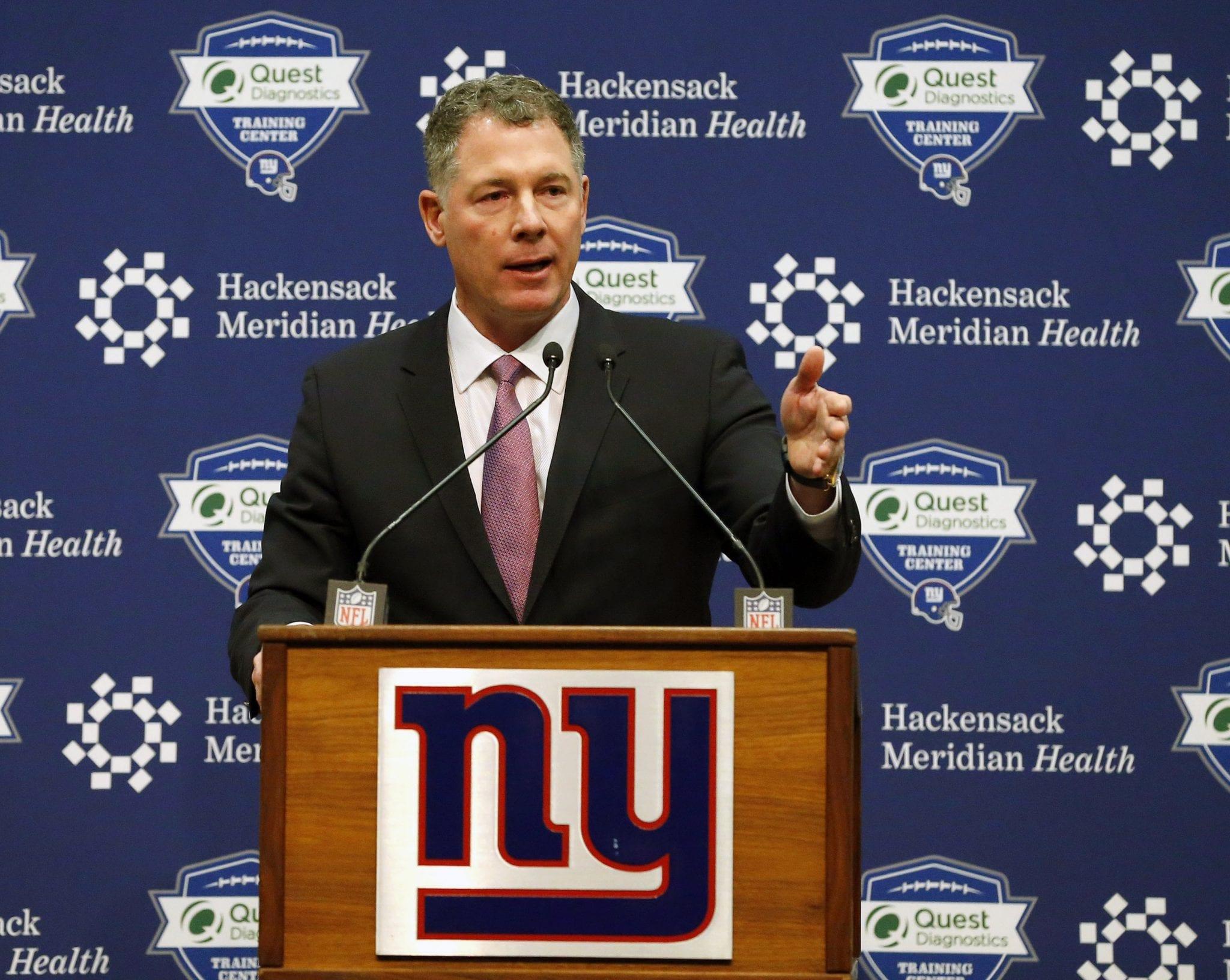 New York Giants Matt Rhule A Risky Option To Replace Pat