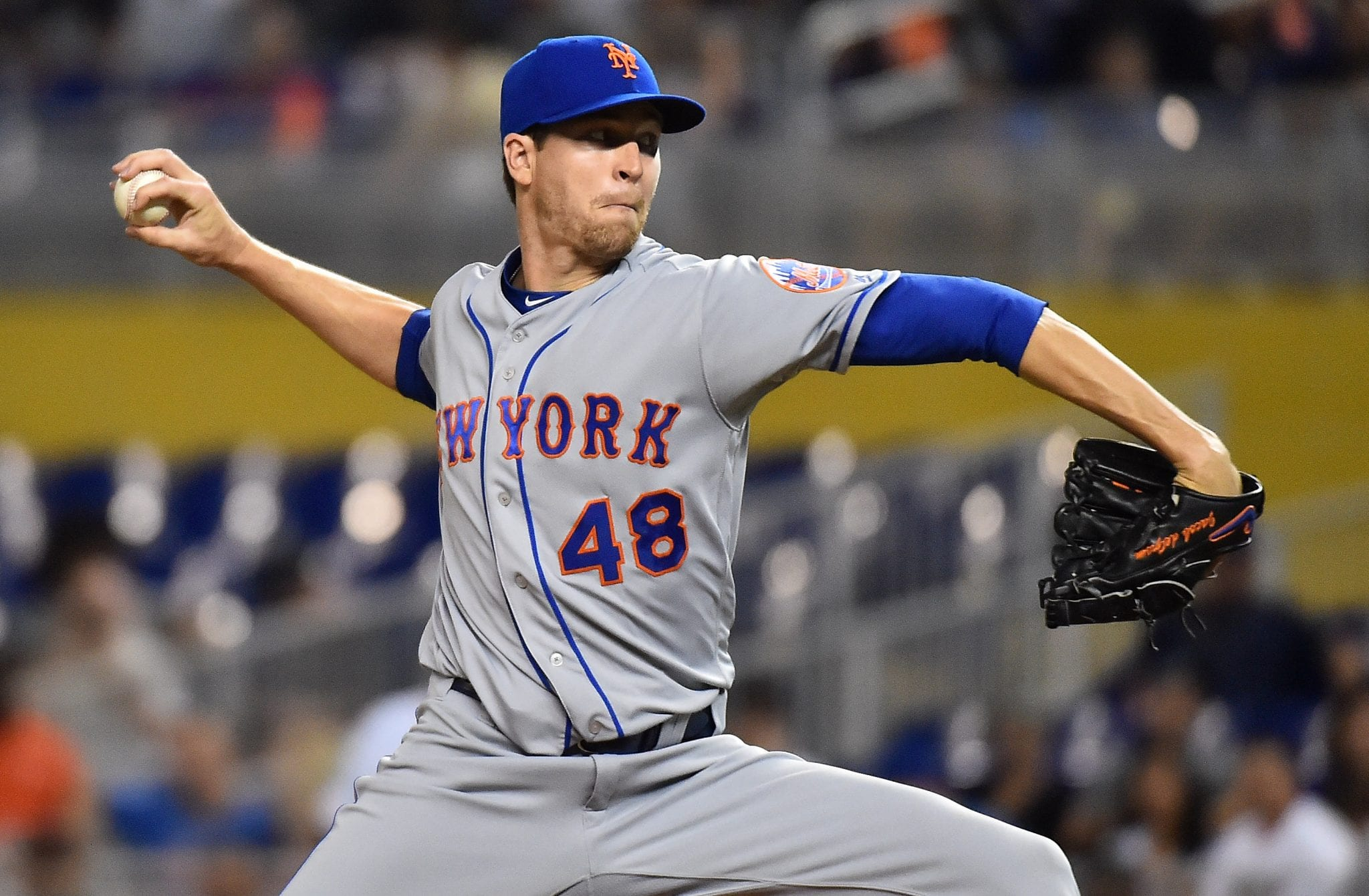 Mets decide to shut down their ace for the remainder of the year