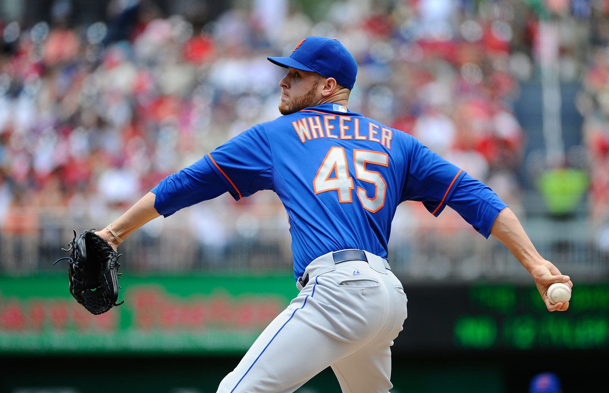 New York Yankees, New York Mets, Zack Wheeler