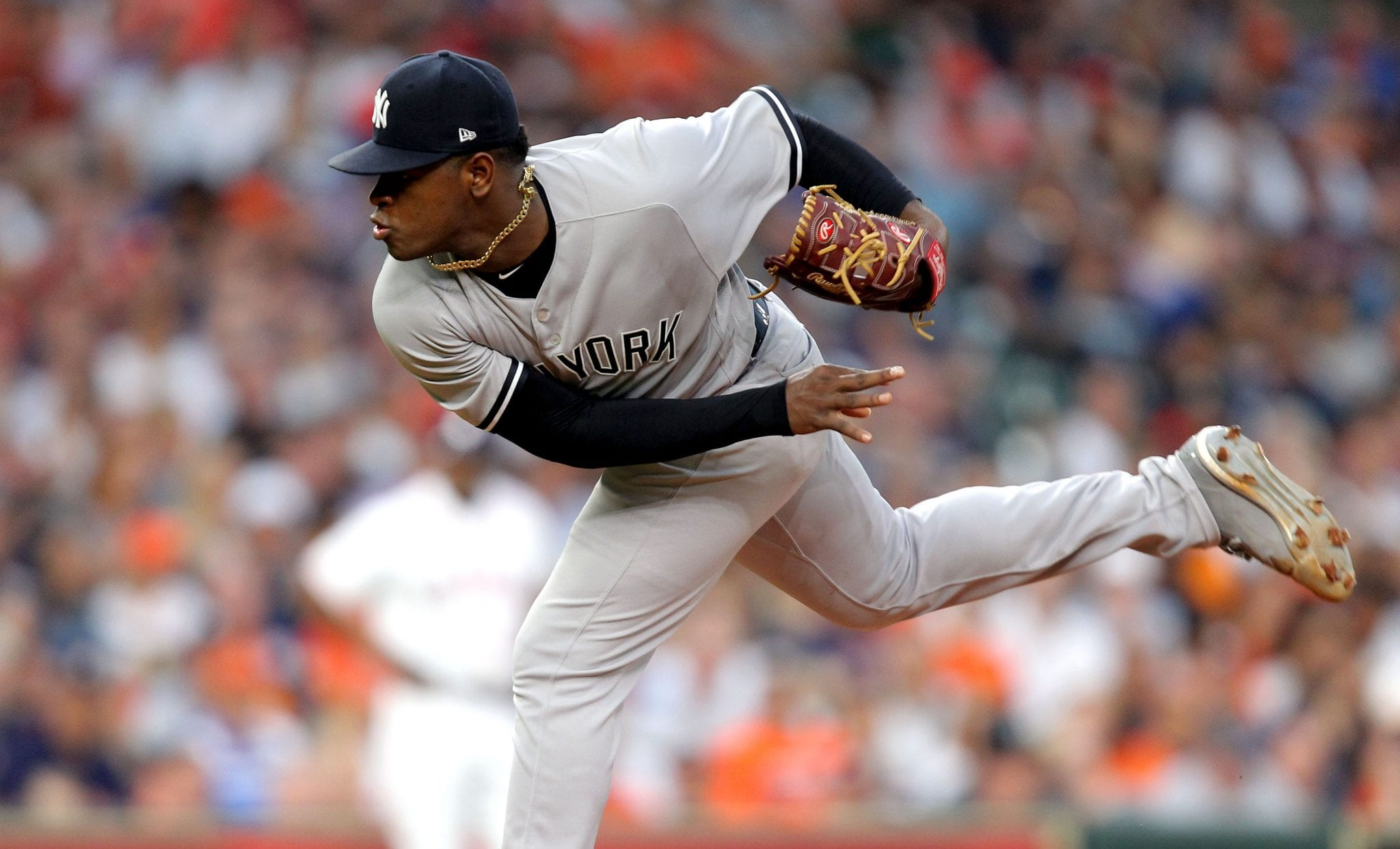 New York Yankees, Luis Severino