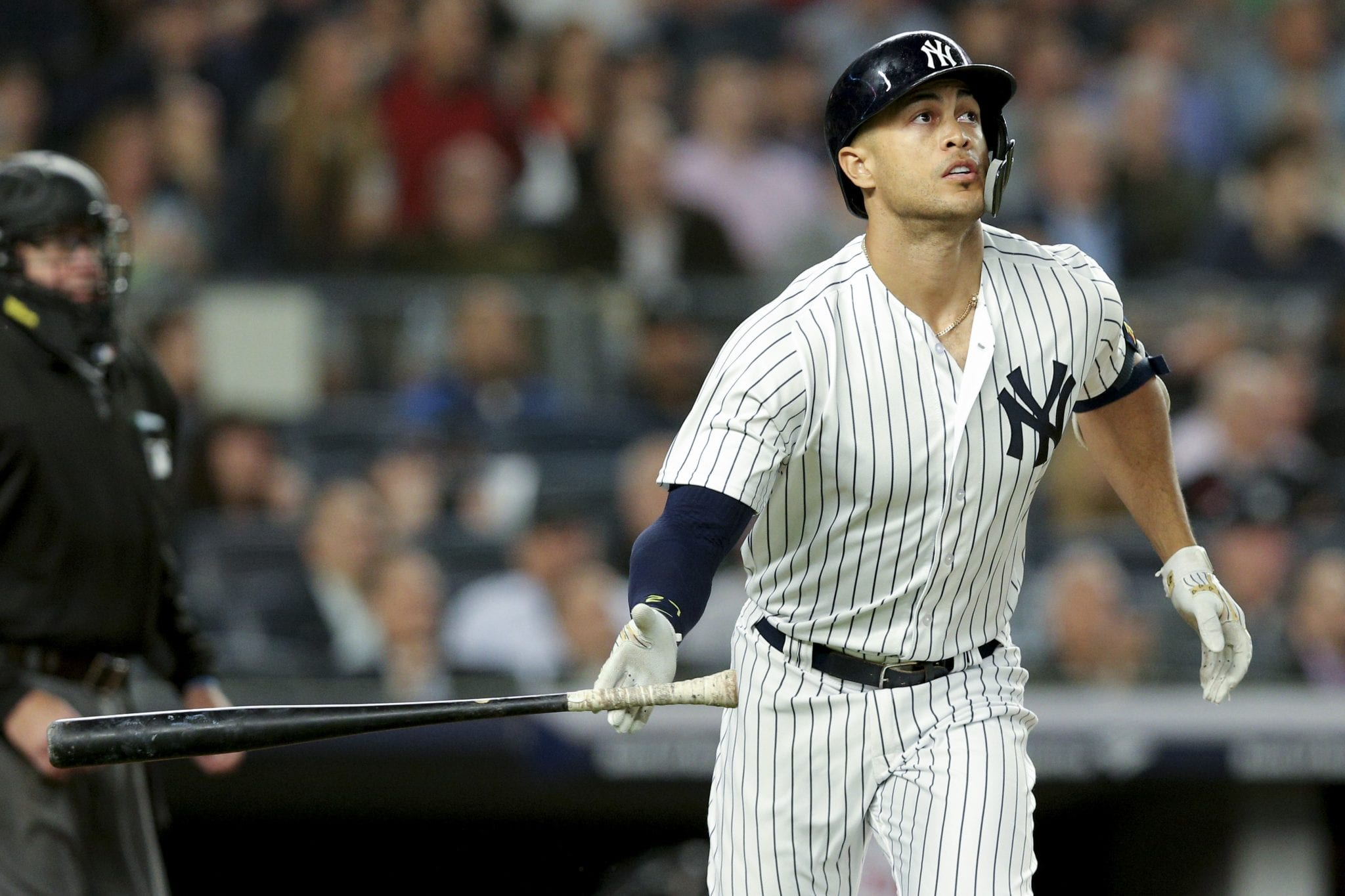 New York Yankees, Giancarlo Stanton
