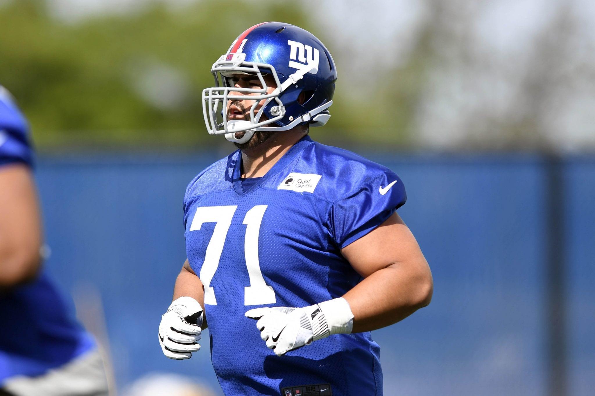 90d0cf67 New York Giants' Will Hernandez Tops Guard Rankings Empire Sports Media