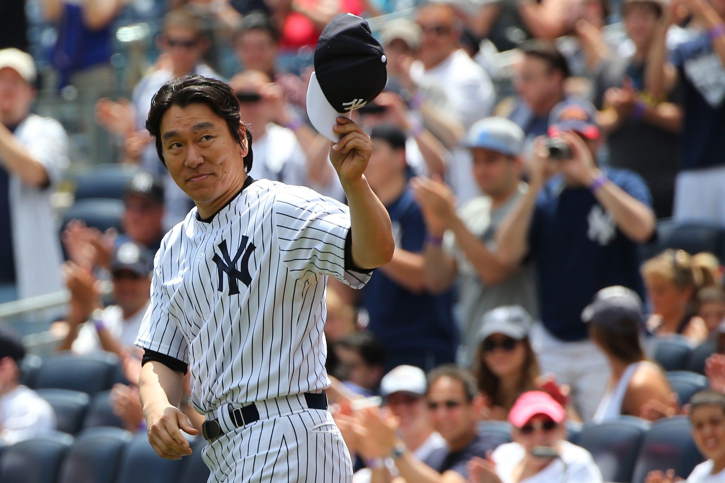 New York Yankees, Yankees, Hideki Matsui