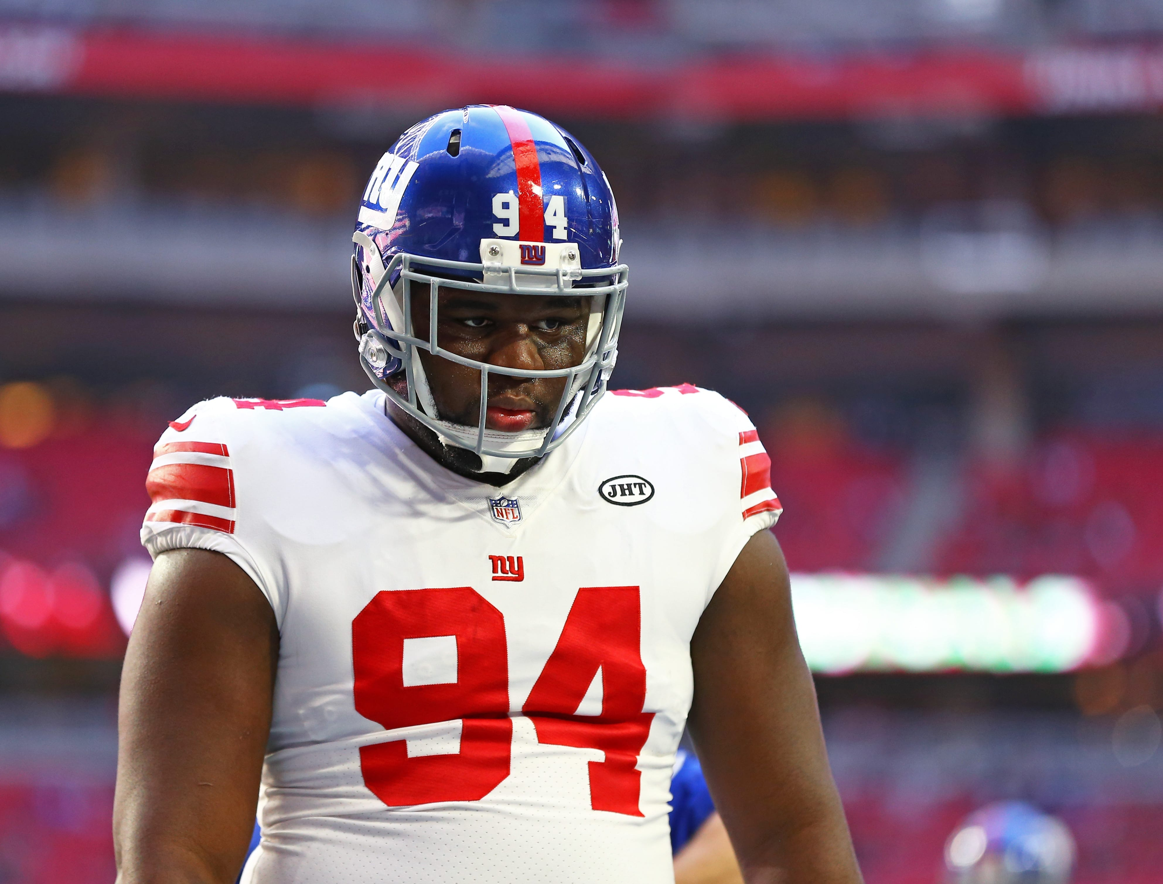 New York Giants, Dalvin Tomlinson