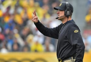 New York Jets: Should the Jets target Jim Harbaugh?
