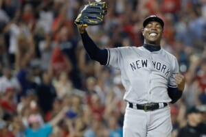 New York Yankees, Aroldis Chapman