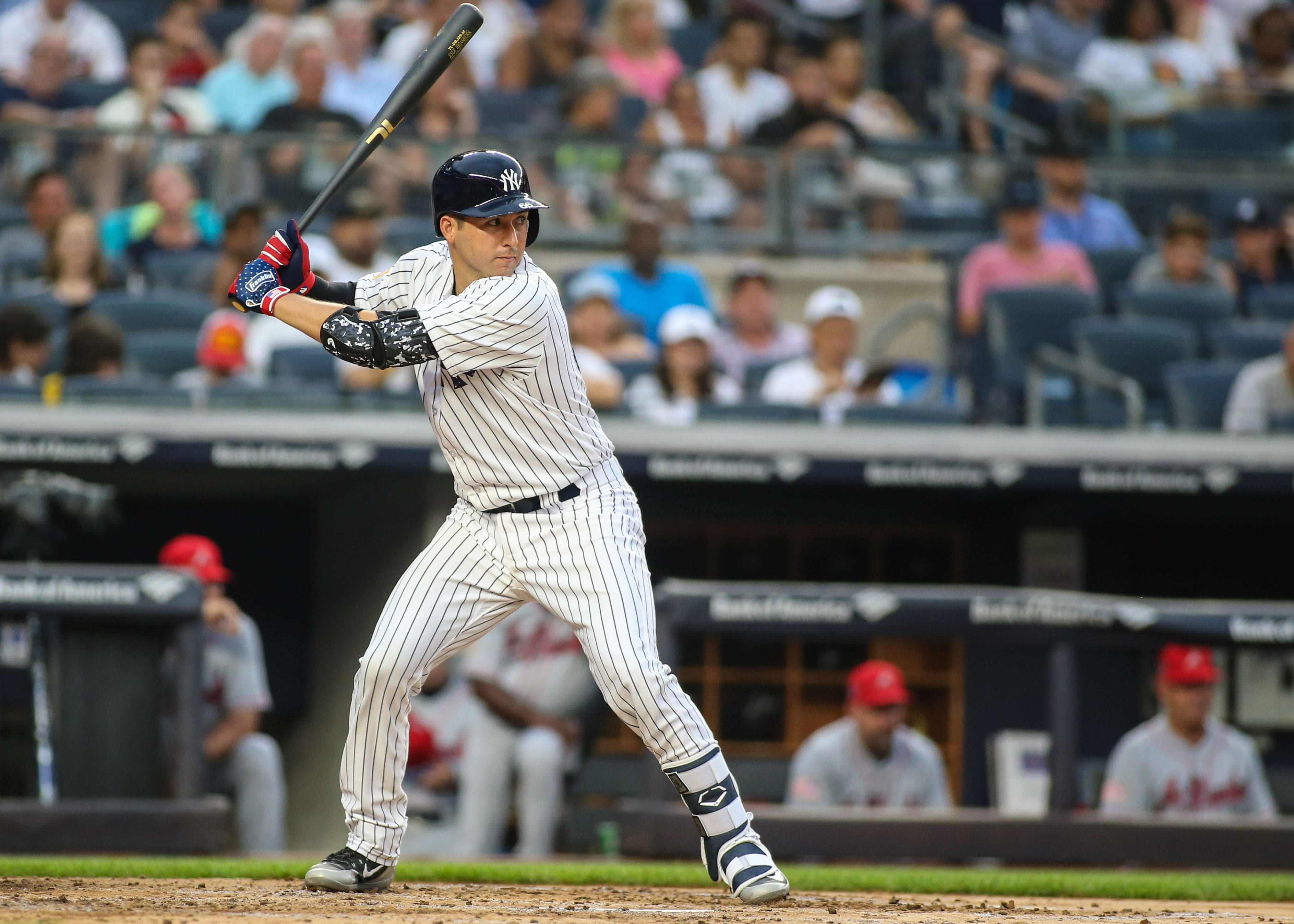 New York Yankees, Kyle Higashioka