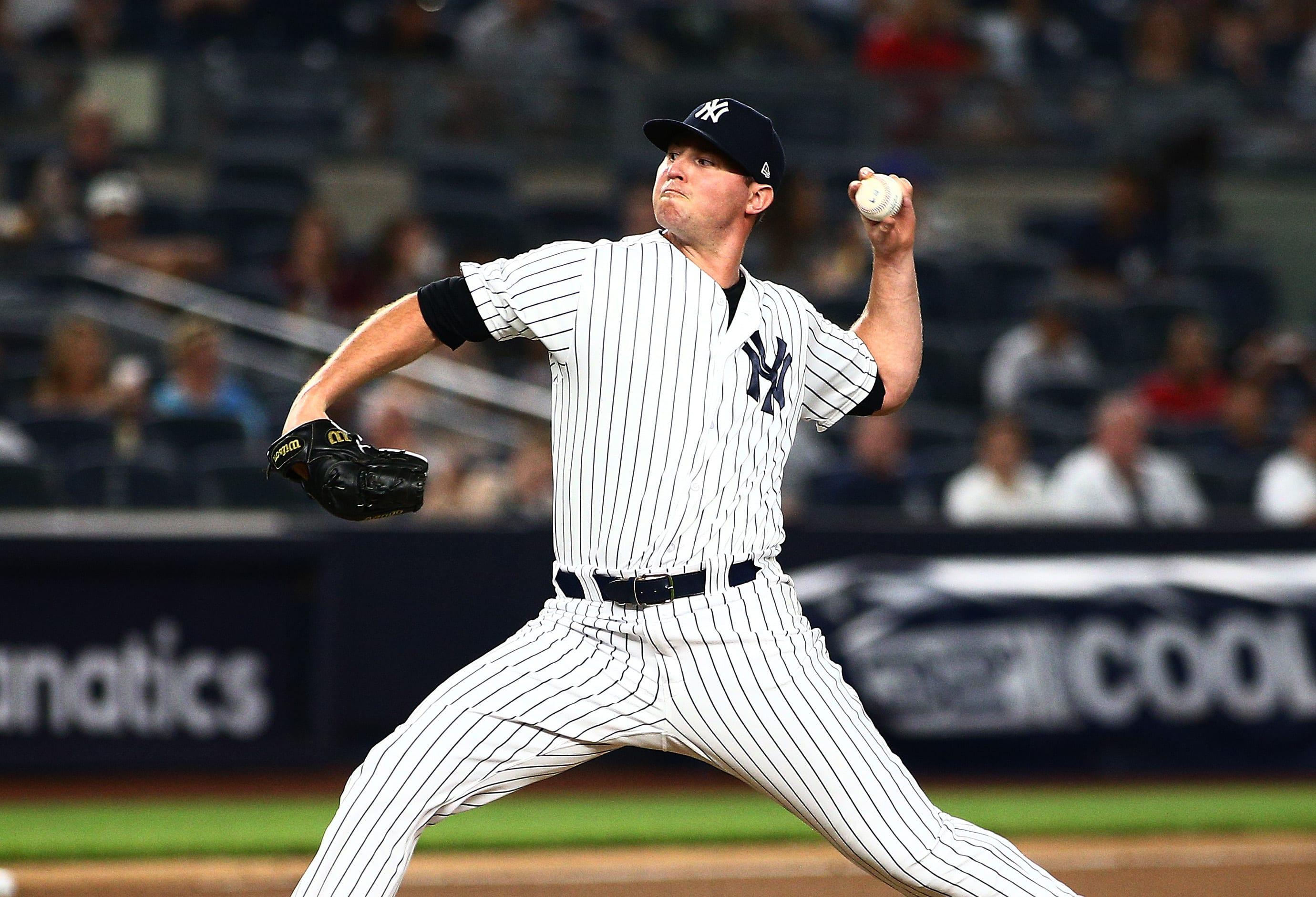 New York Yankees, Zach Britton