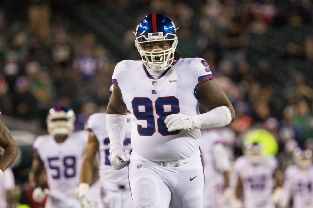 New York Giants, Damon Harrison