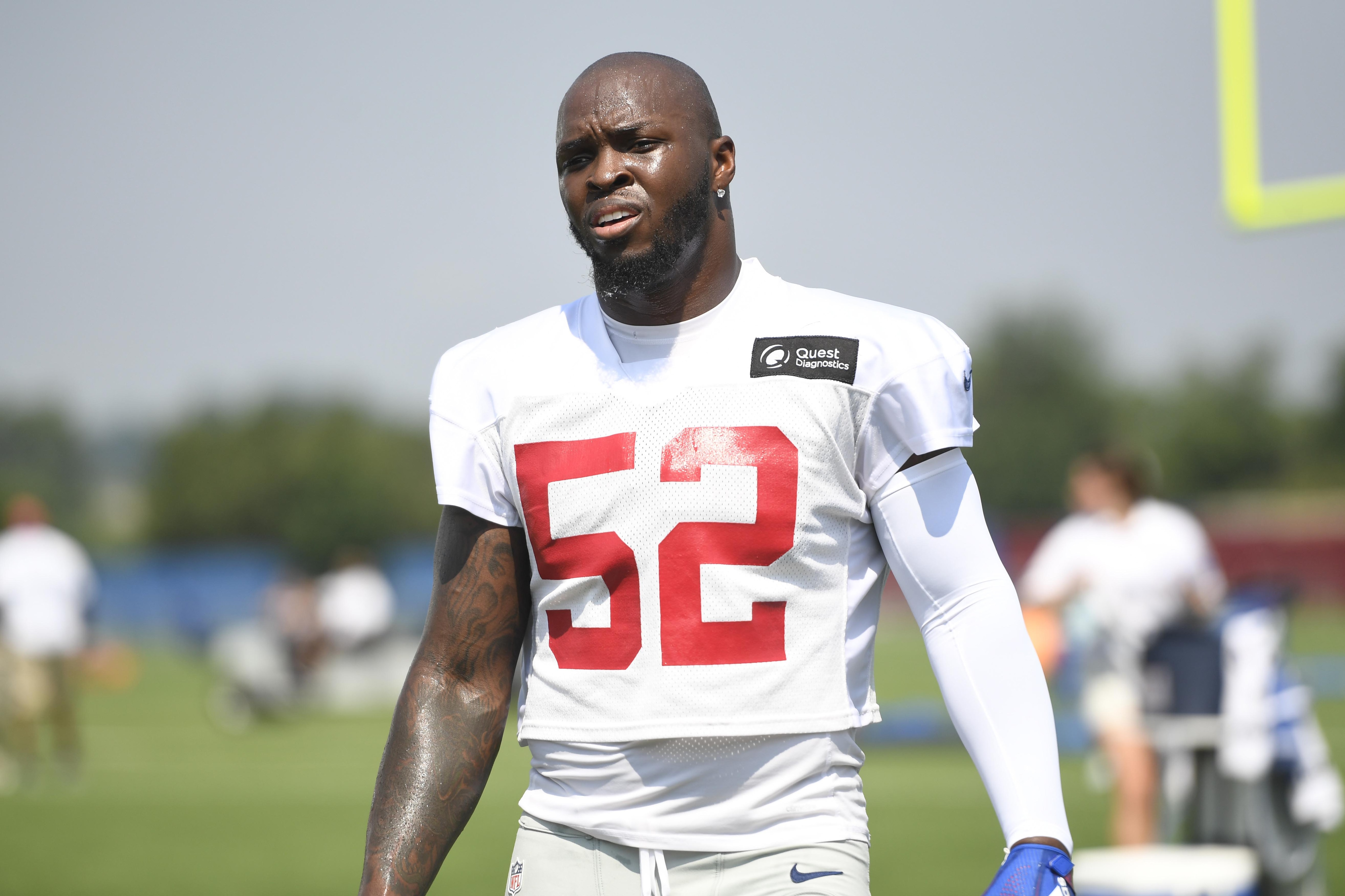 052ce7f6b3a New York Giants: Alec Ogletree Needs To Improve In 2019