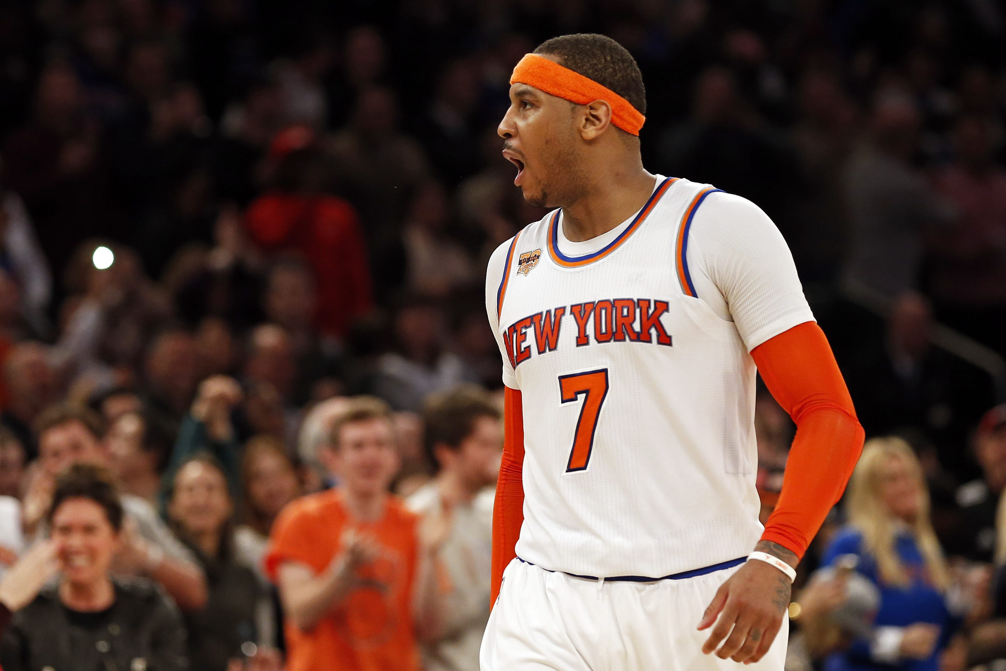 New York Knicks, Carmelo Anthony