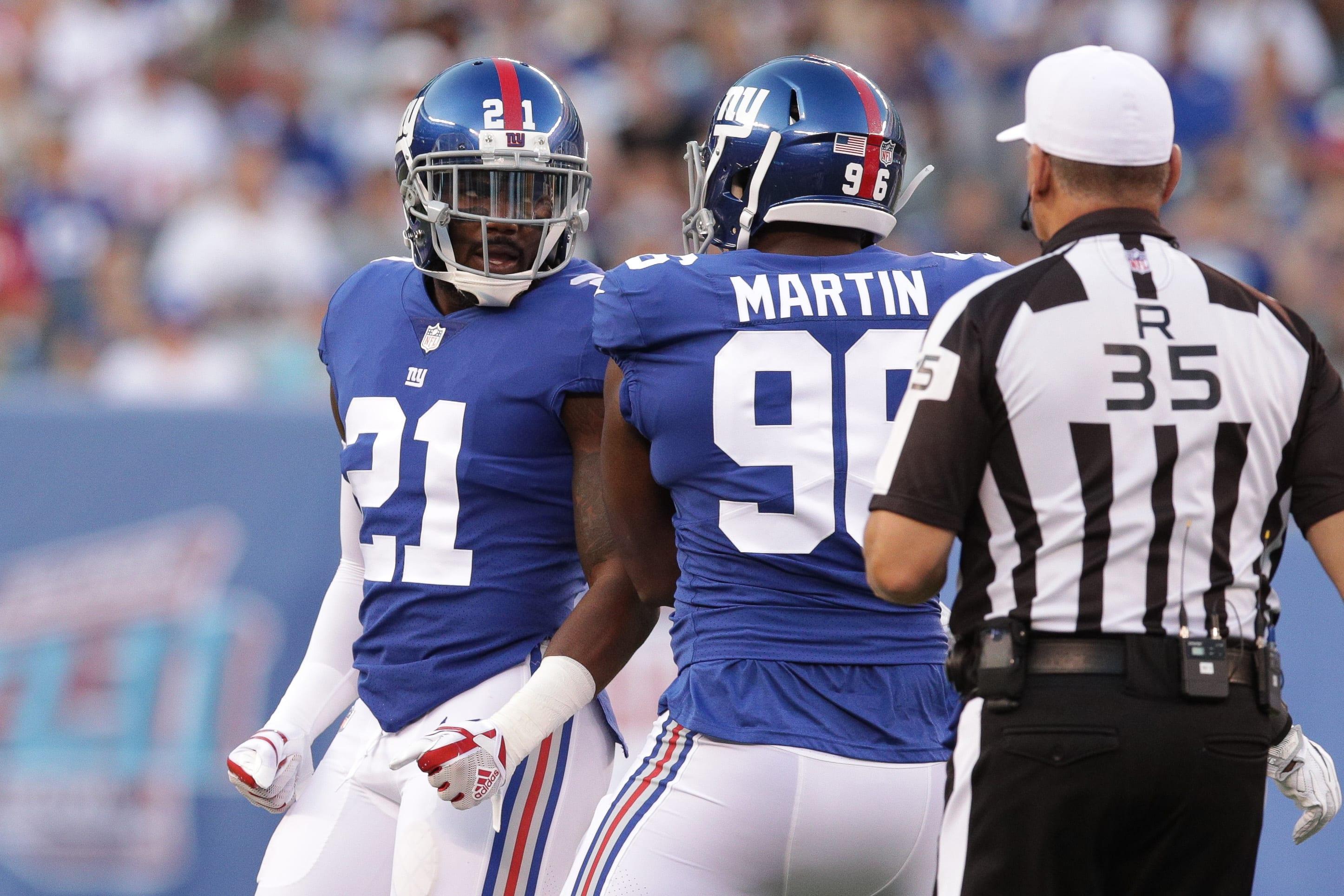 New York Giants, Kareem Martin