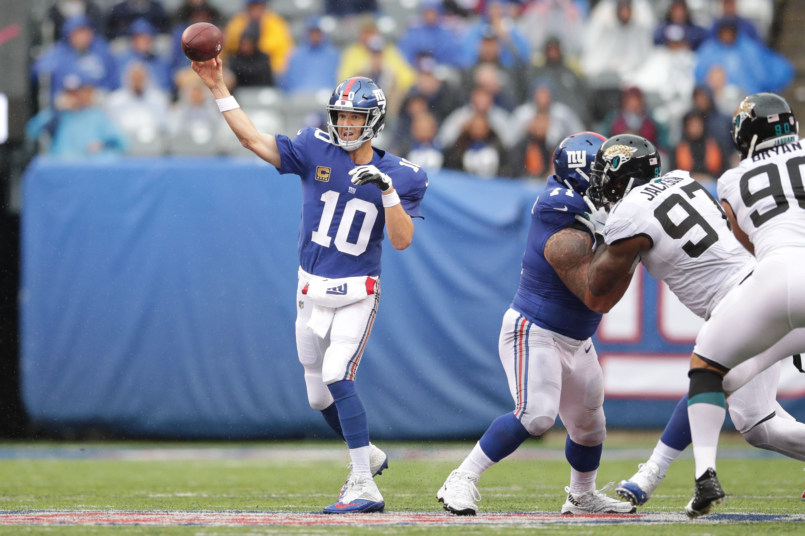 finest selection 9fa3f 9a9ae New York Giants Top News 5/23: Will Hernandez is the next ...