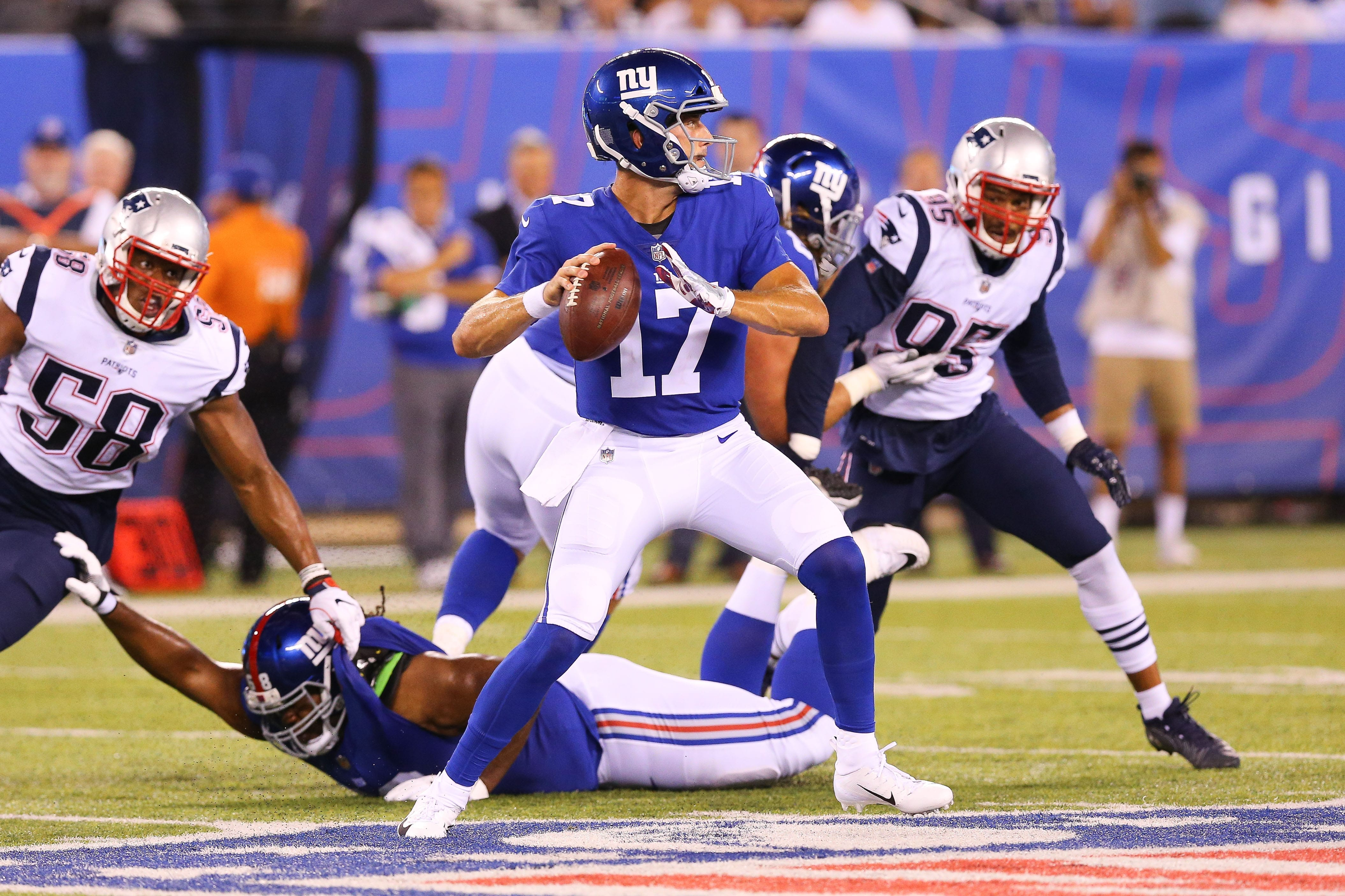 New York Giants, Kyle Lauletta