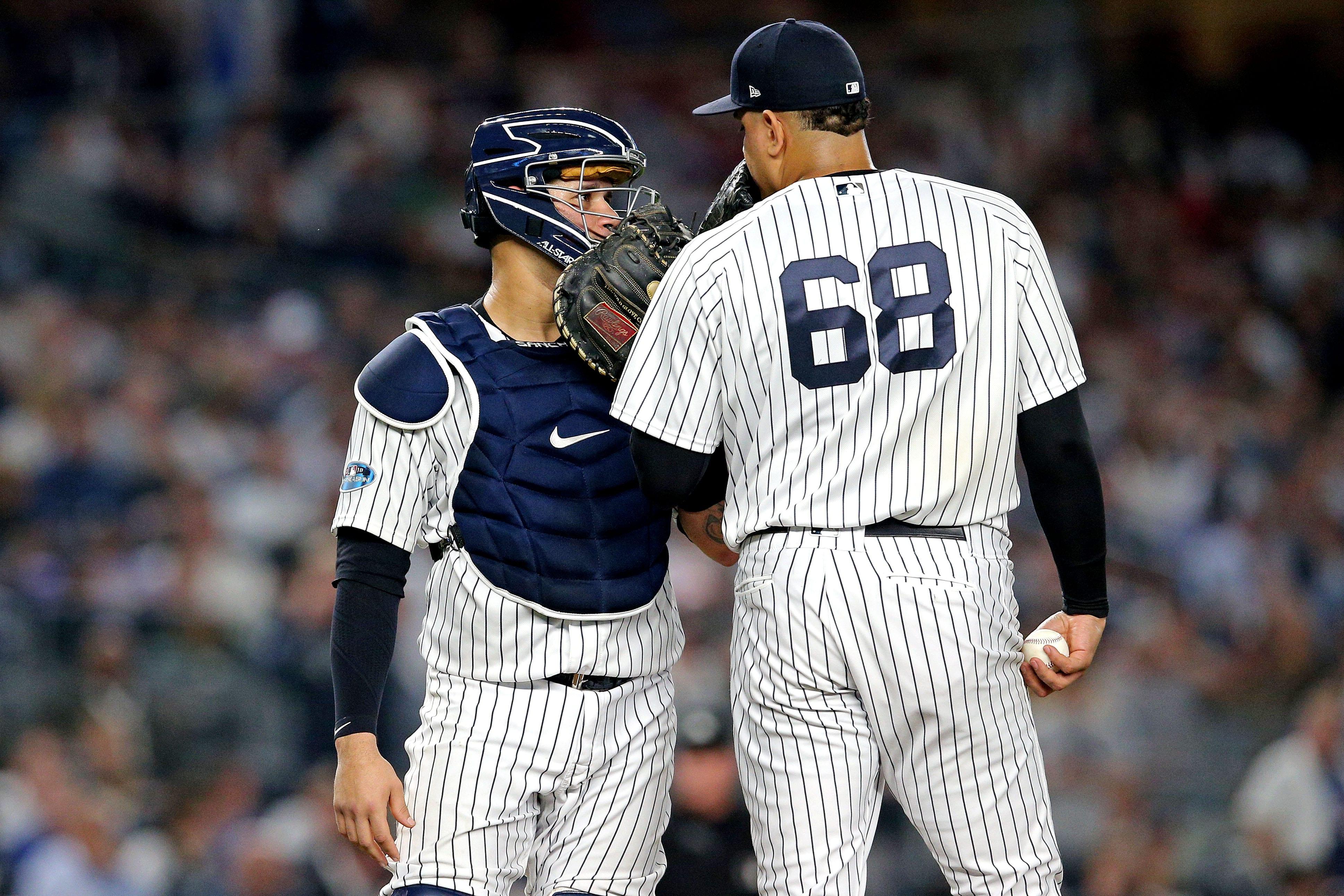New York Yankees, Dellin Betances