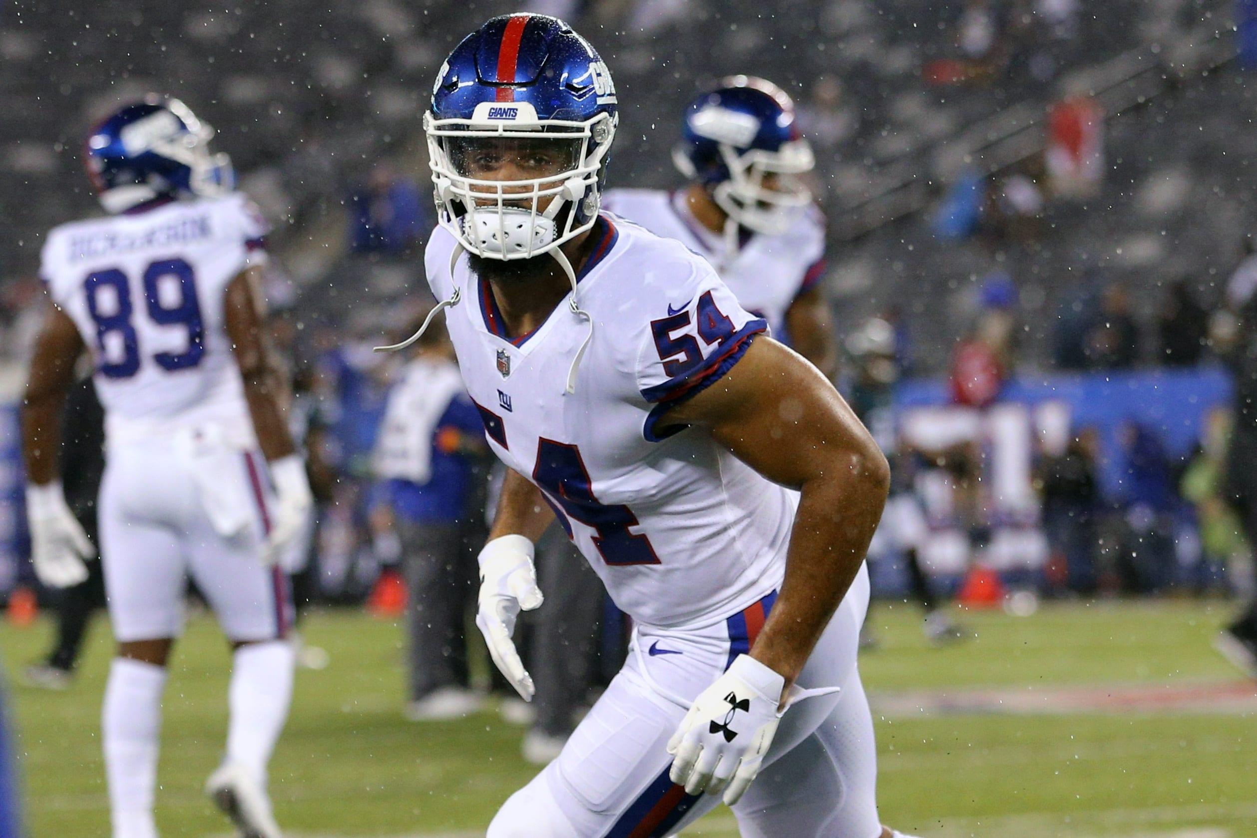 New York Giants, Olivier Vernon