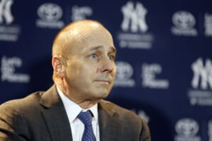 New York Yankees, Brian Cashman