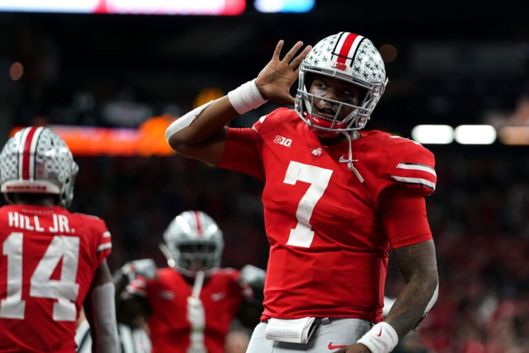 The New York Giants could look to draft Dwayne Haskins with the No. 6 overall pick.
