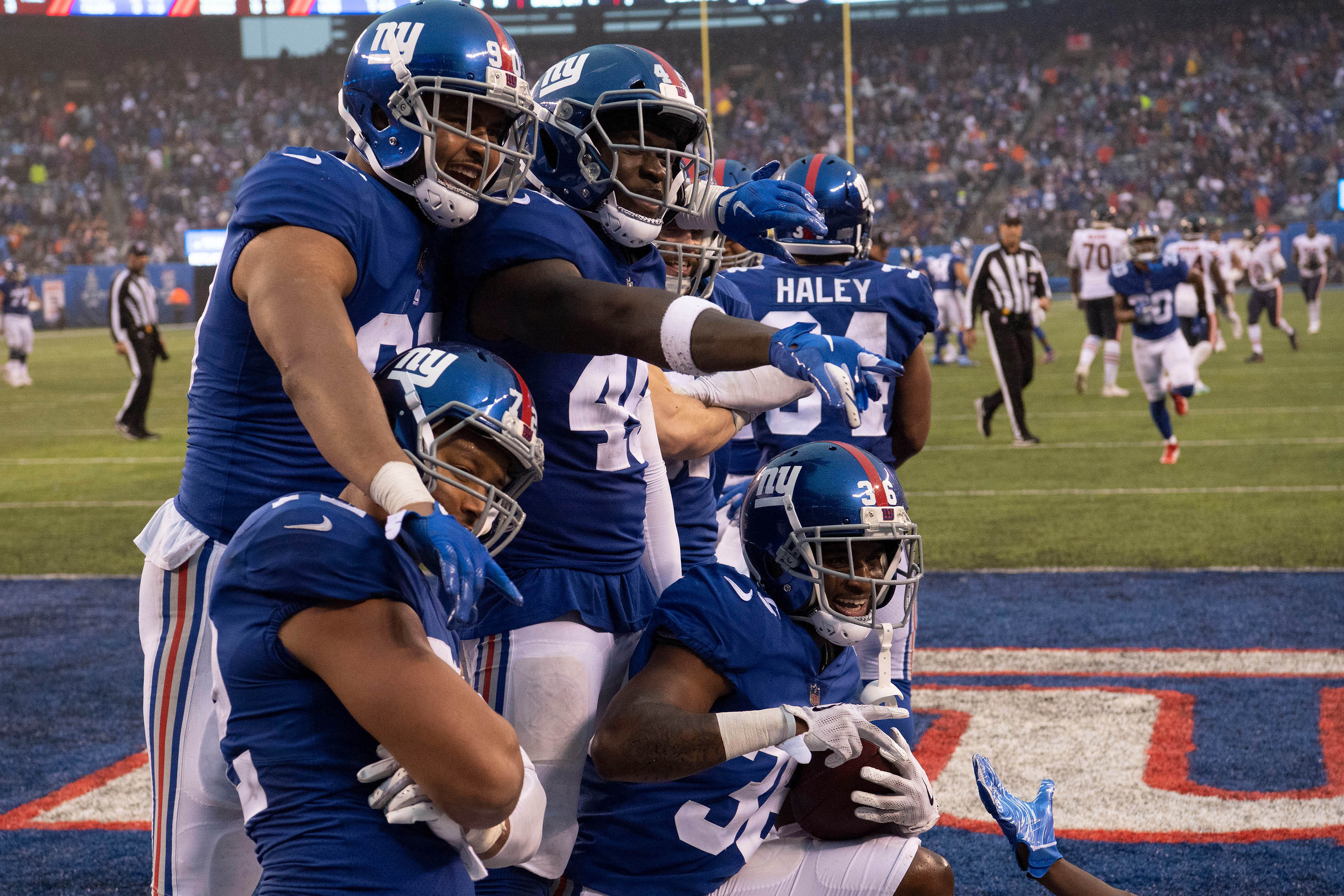 Why The New York Giants Will Be An Improved Team In 2019