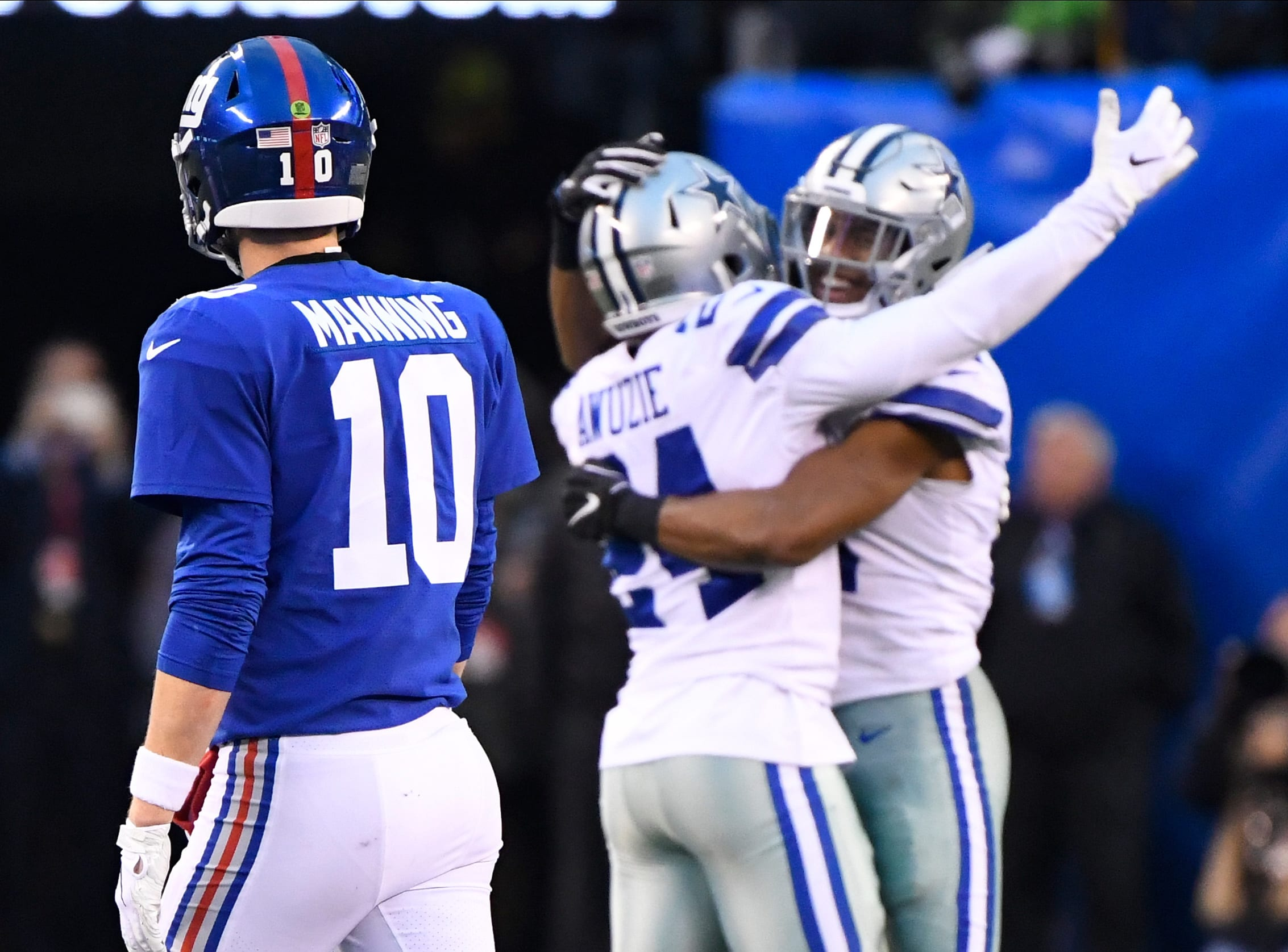 Cowboys beat Giants, will face Seahawks in Wildcard round
