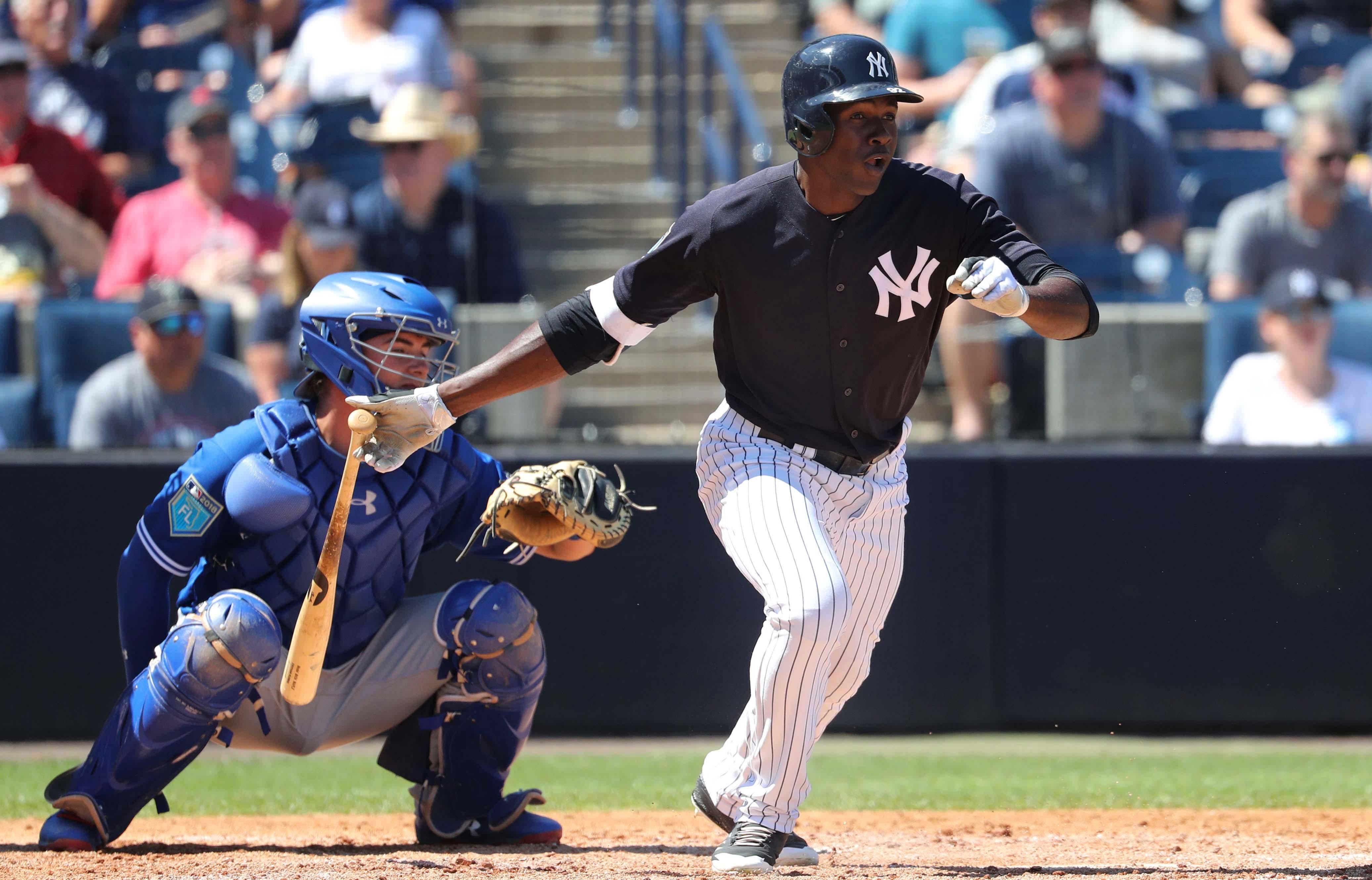 New York Yankees, Estevan Florial