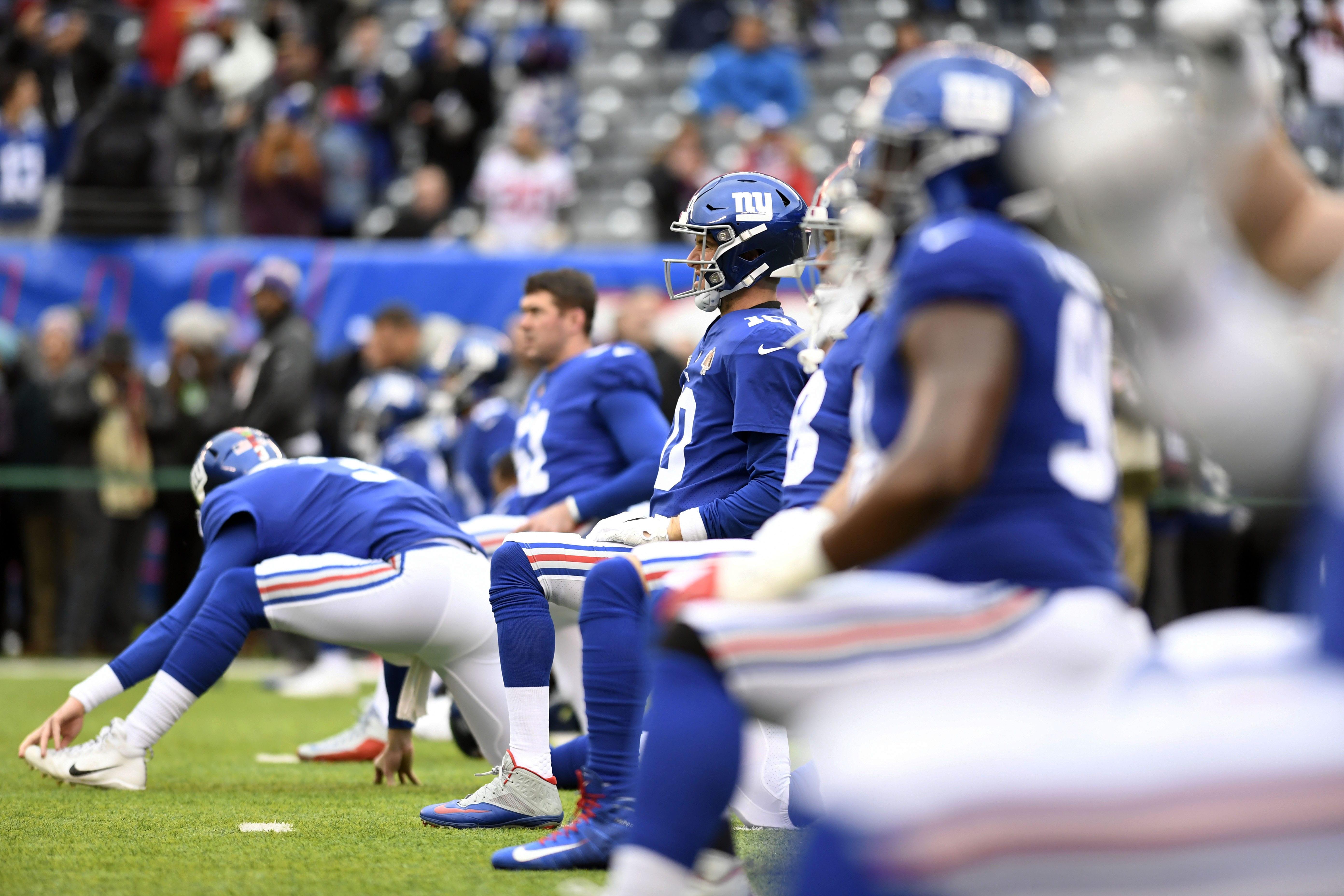 New York Giants: 18 Game Season Proposal Could Hurt Thin