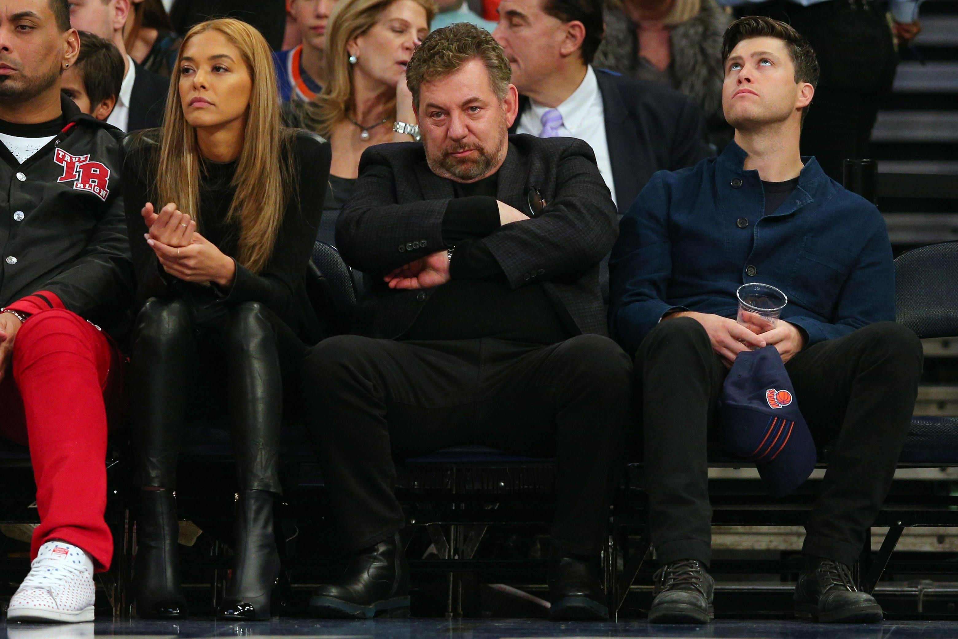 New York Knicks, James Dolan
