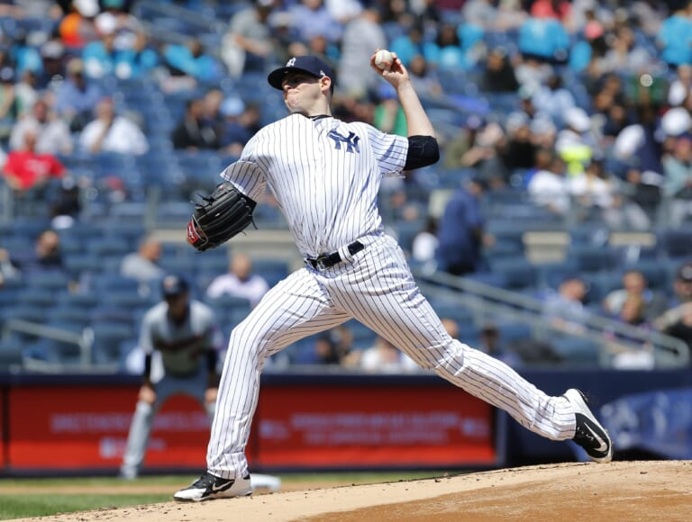 New York Yankee Player Profiles: Jordan Montgomery to anchor the ...