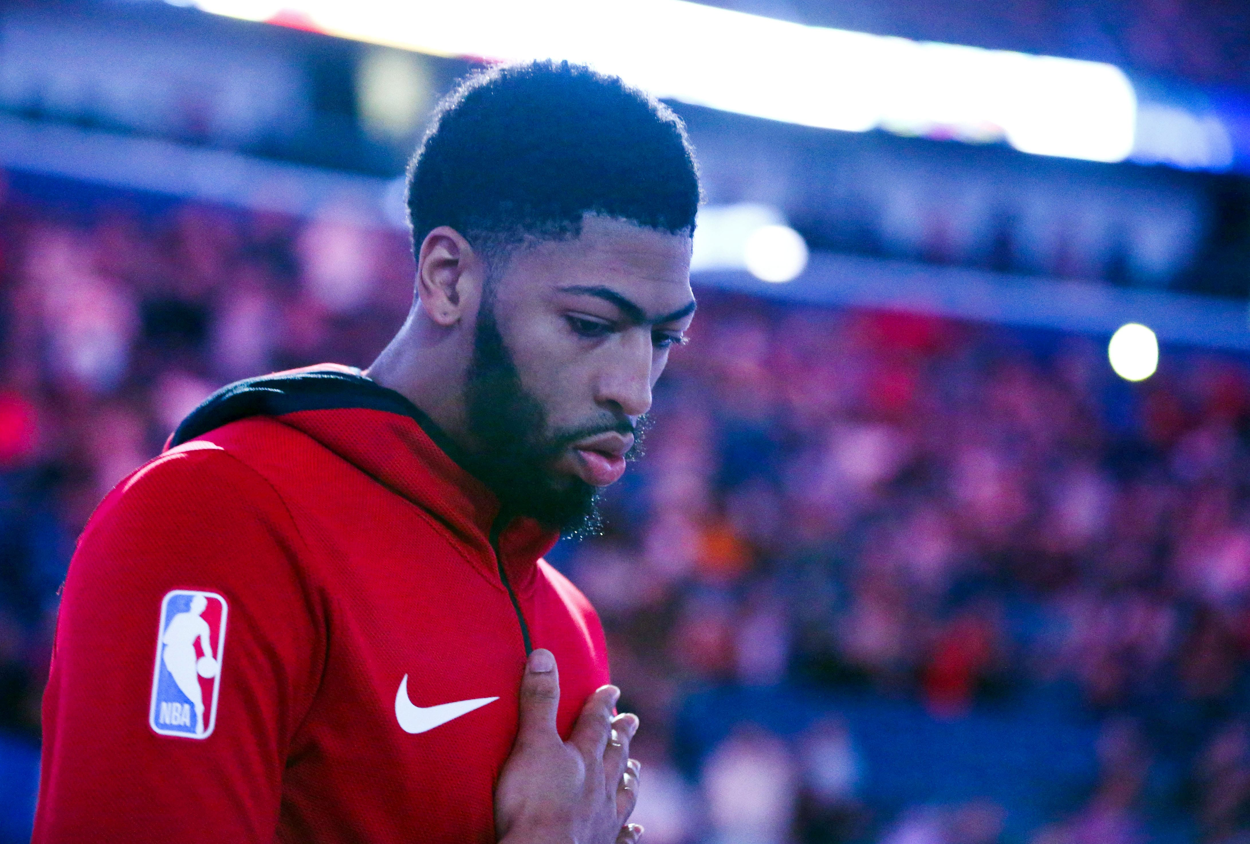 The New York Knicks Are In A Good Position For Anthony Davis