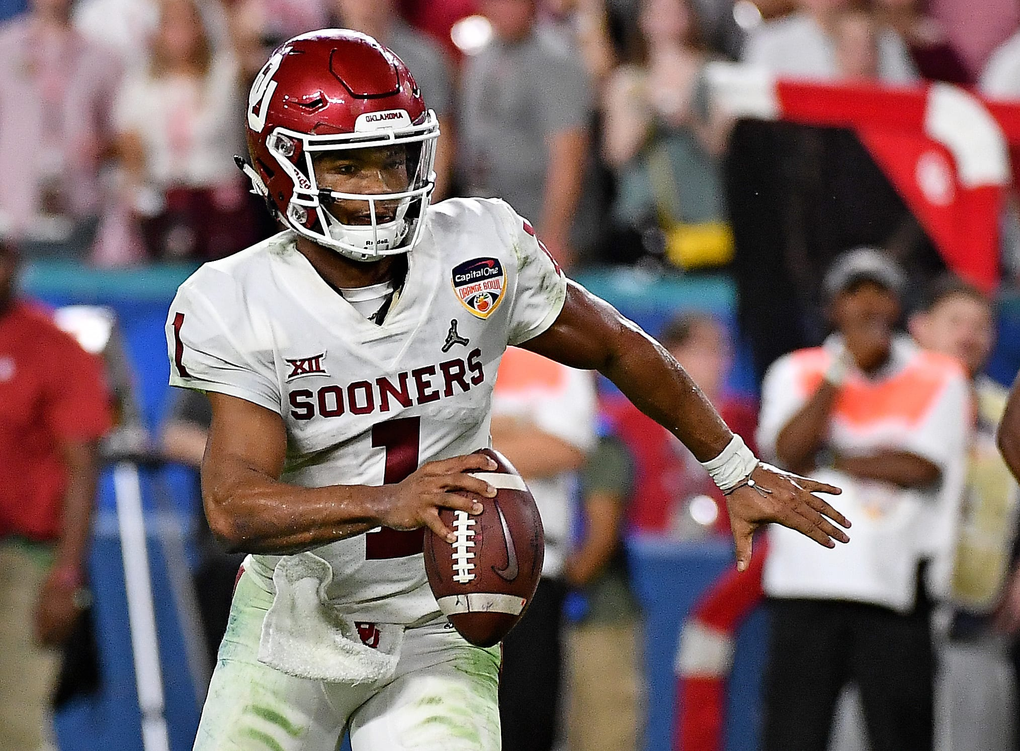 Should the New York Giants draft Oklahoma star, Kyler Murray?