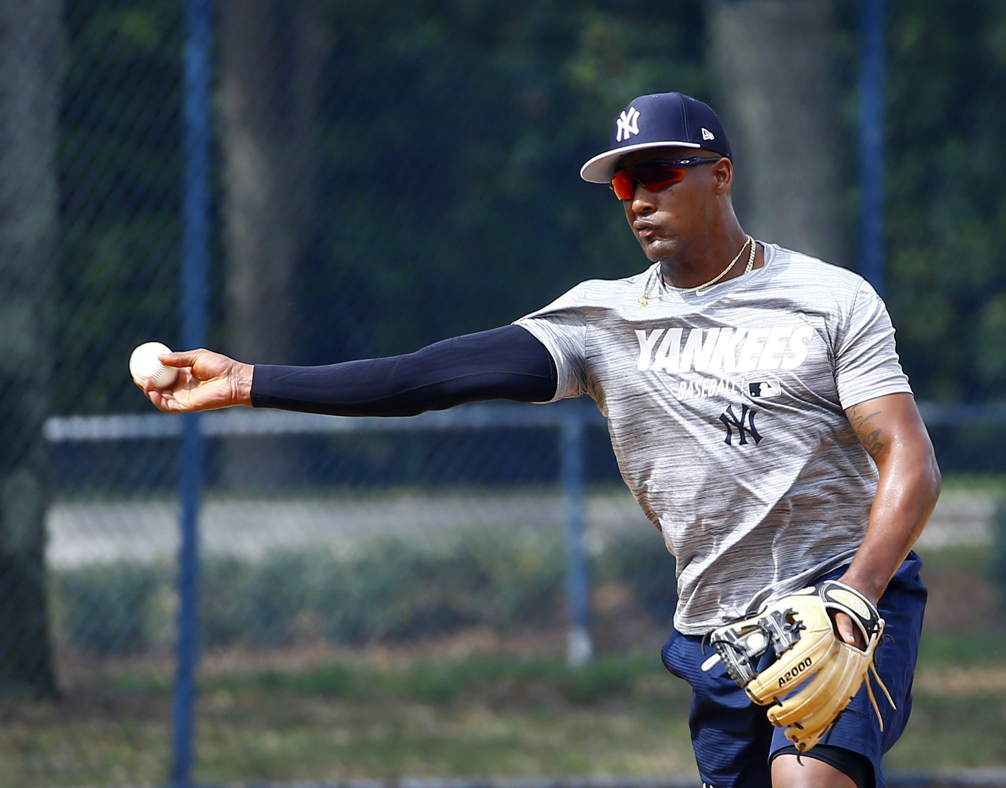 Miguel Andujar placed on 10-day injured list with shoulder injury