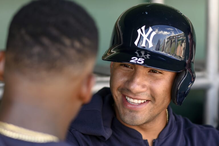 New York Yankees: Coming alive in the eighth the Yankees sweep the Rangers