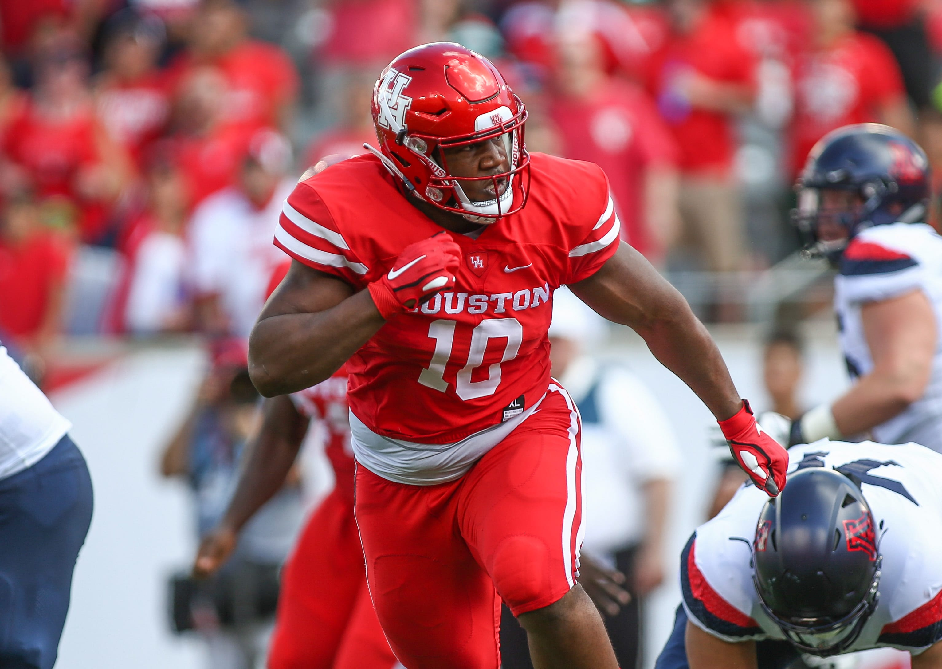 The New York Giants could go after Ed Oliver in the 2019 NFL draft.