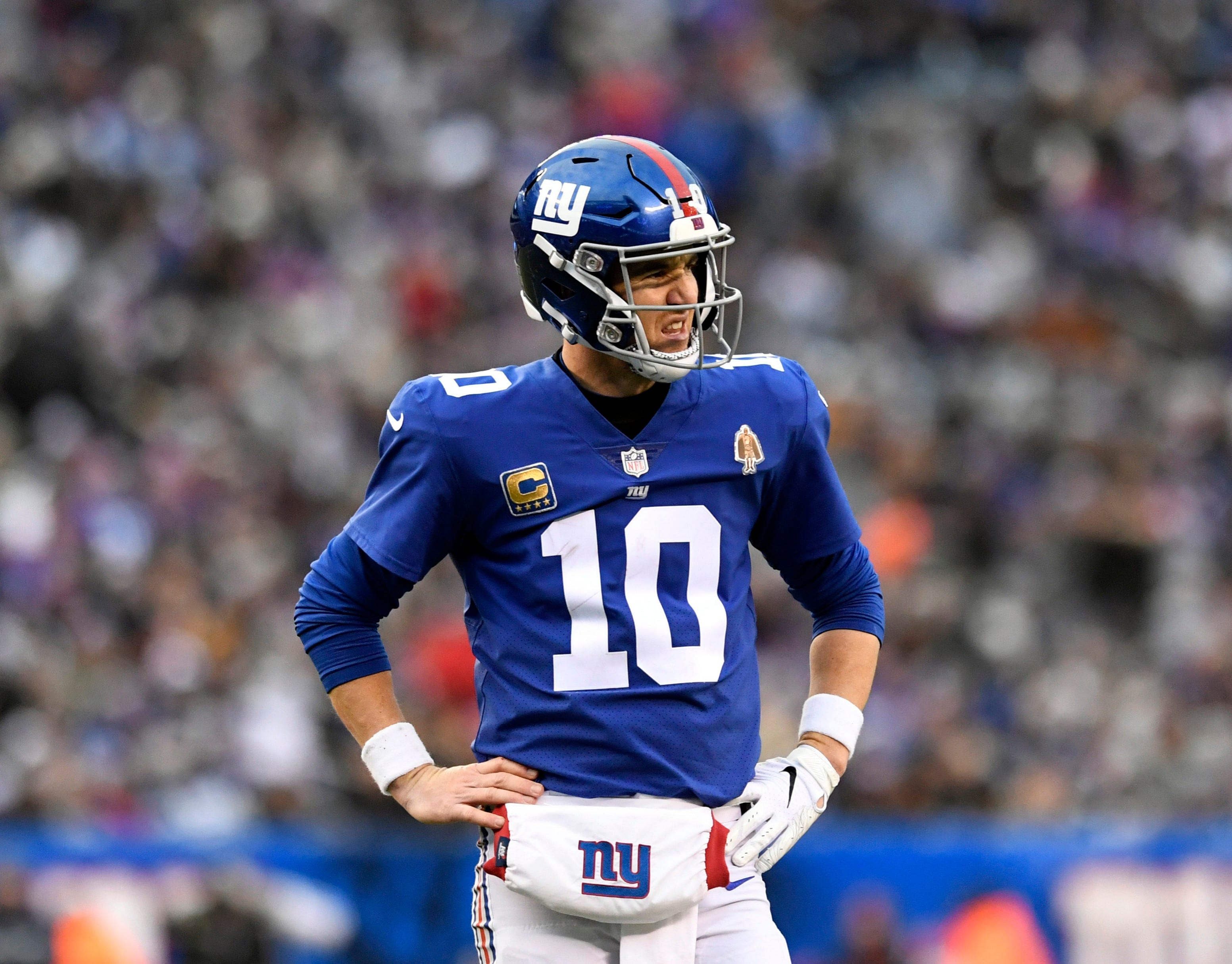 New York Giants News 12 5 How Eli Manning Could Doom The