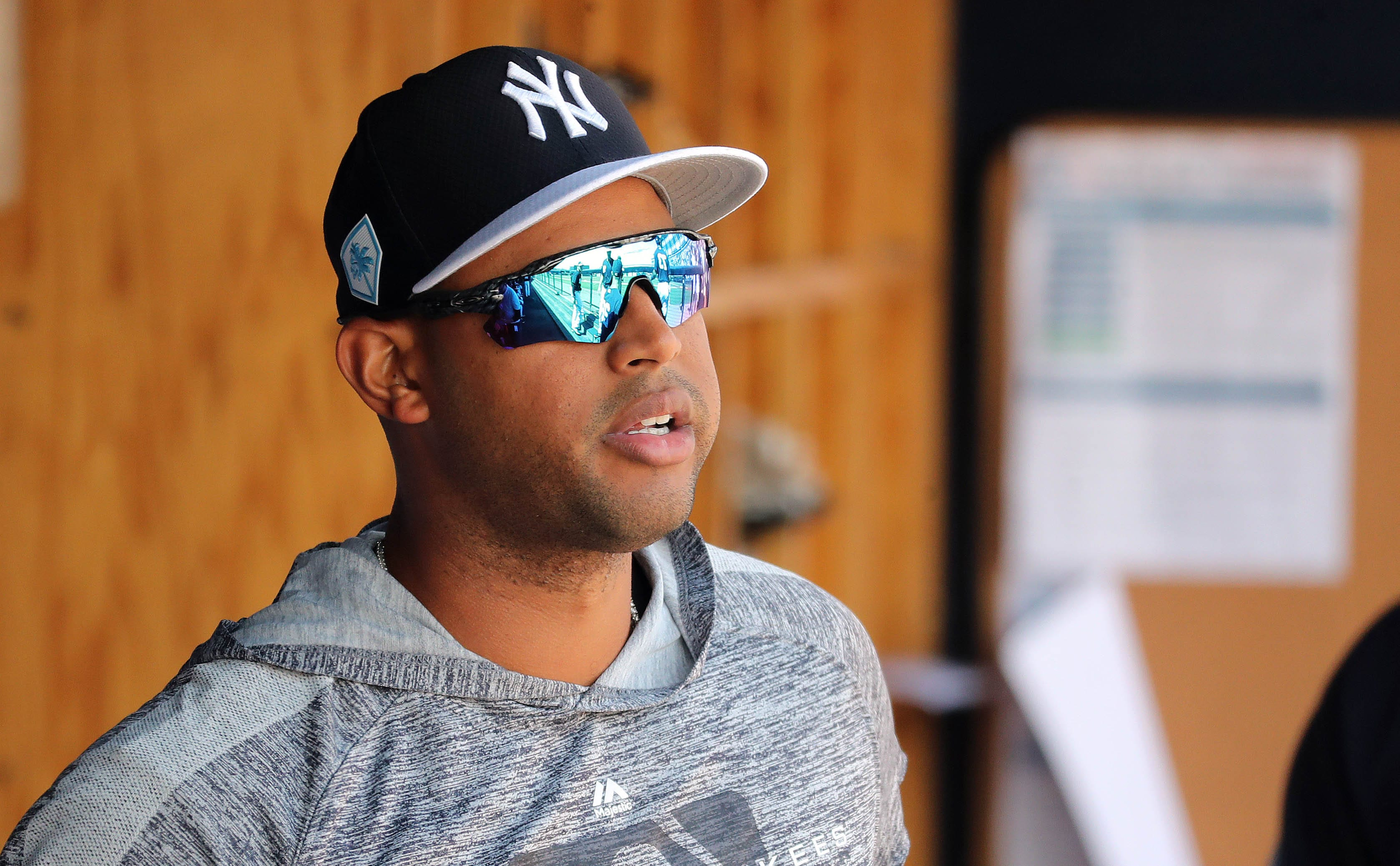 New York Yankees, Aaron Hicks