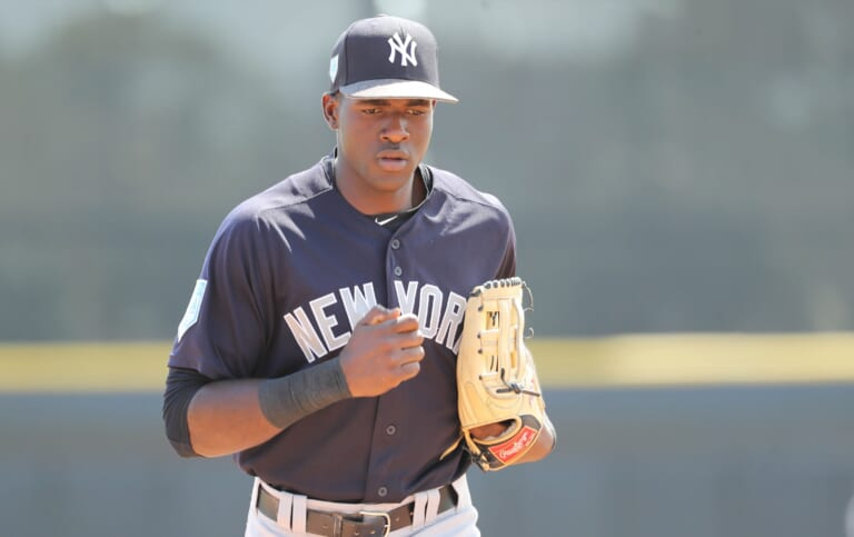 New York Yankees, Estevan Florial