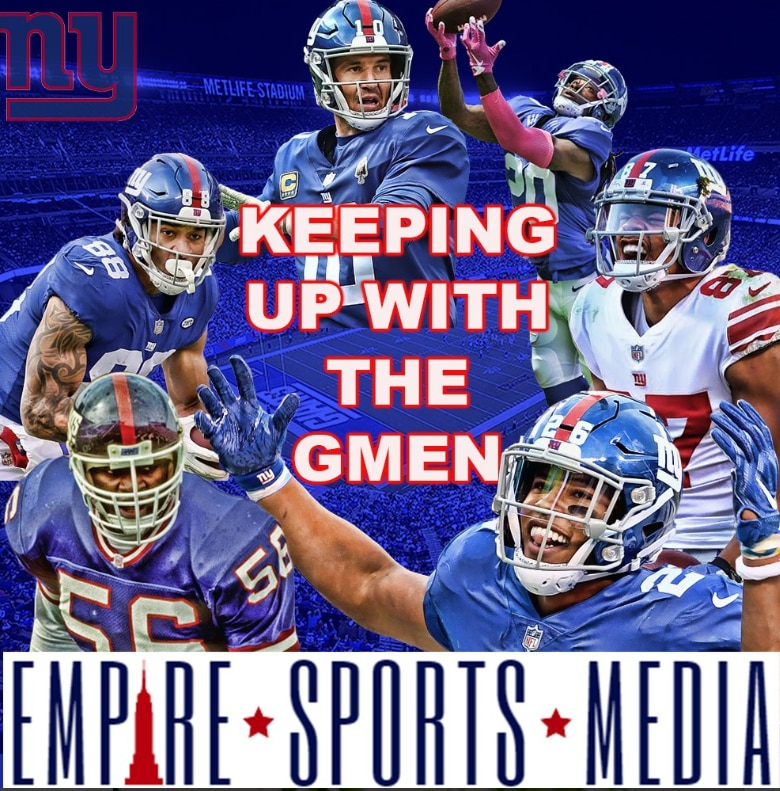New York Giants Podcast.