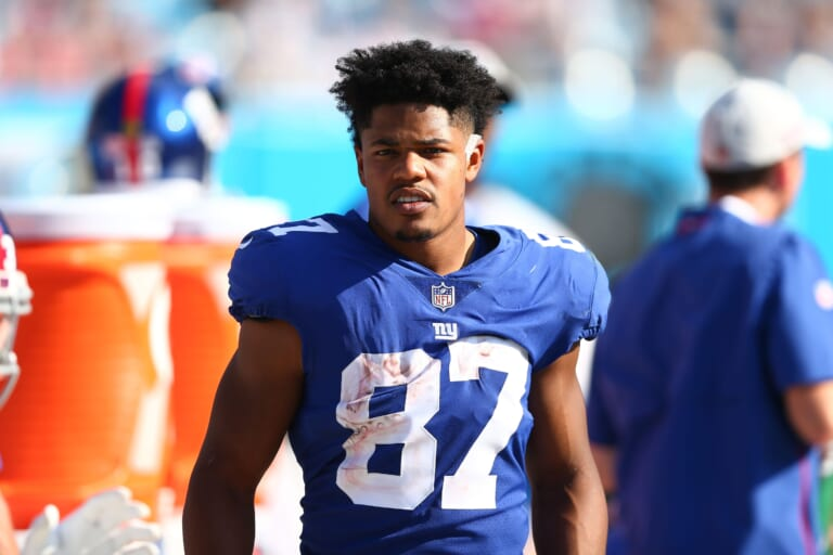 New York Giants, Sterling Shepard