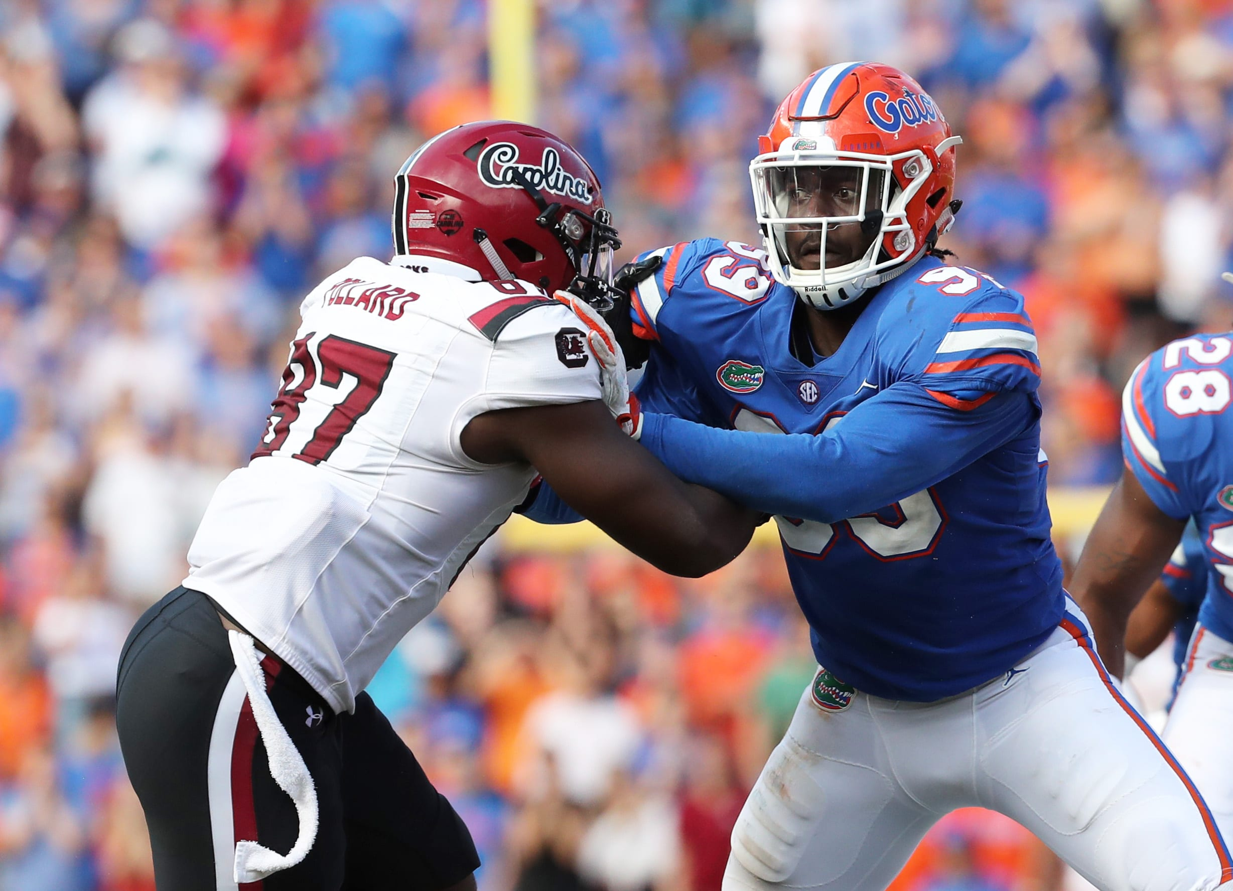 What does Jachai Polite bring to the New York Jets?