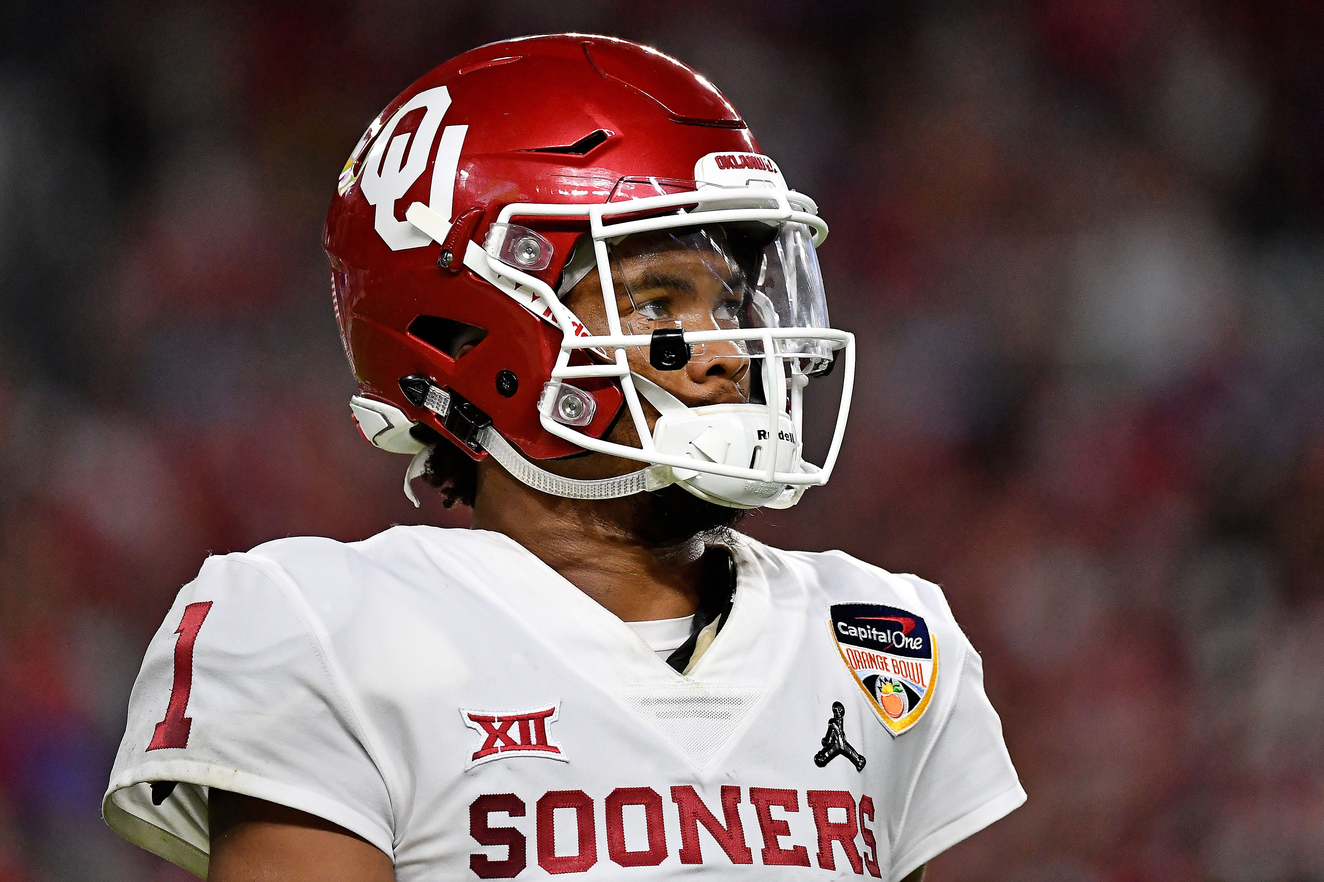 Could the New York Giants grab Kyler Murray with the 6th overall pick?