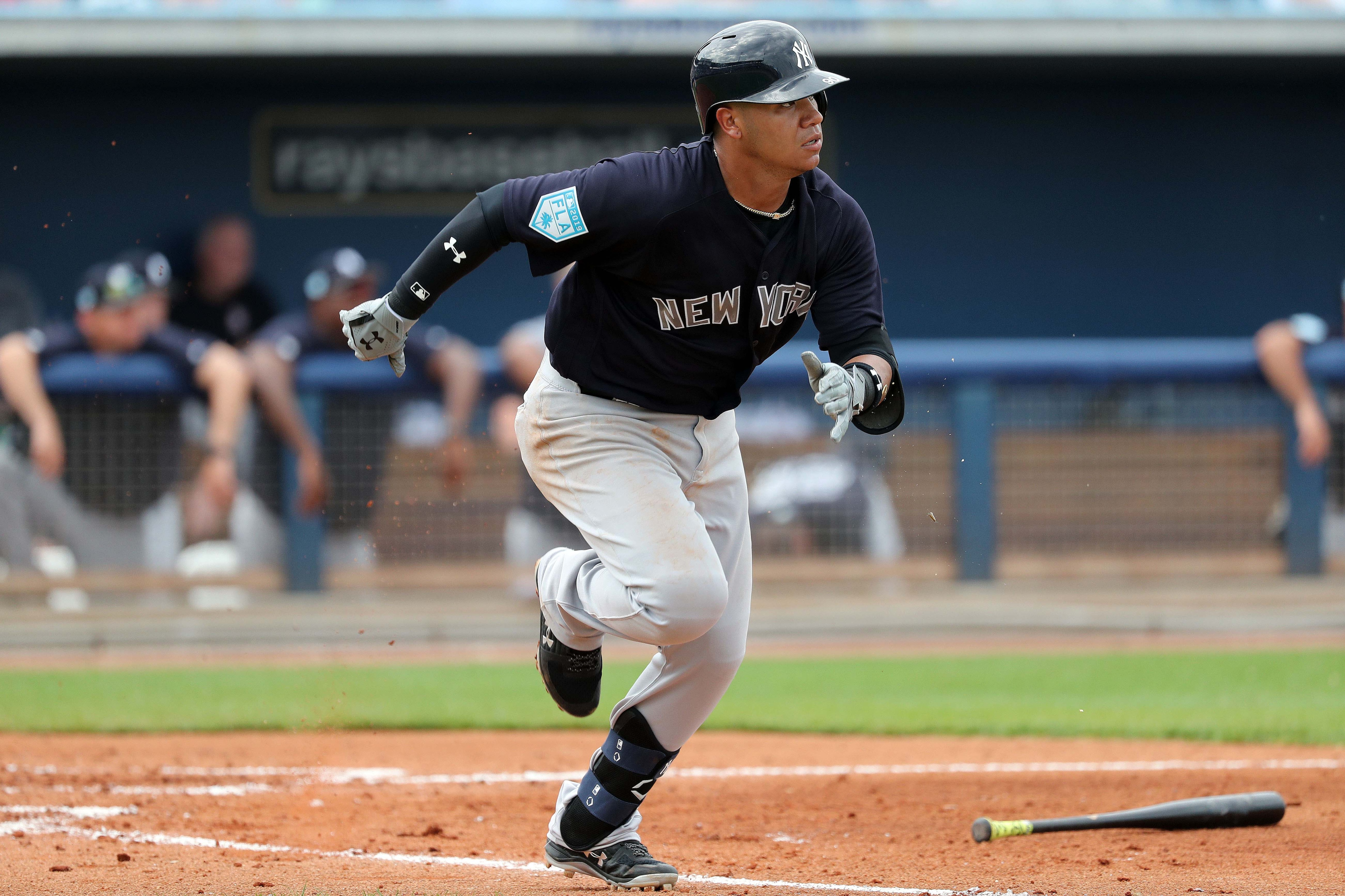 New York Yankees, Thairo Estrada