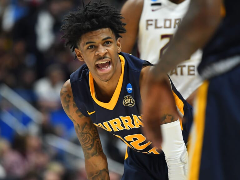Could the New York Knicks draft Ja Morant if they miss out on Zion Williamson?