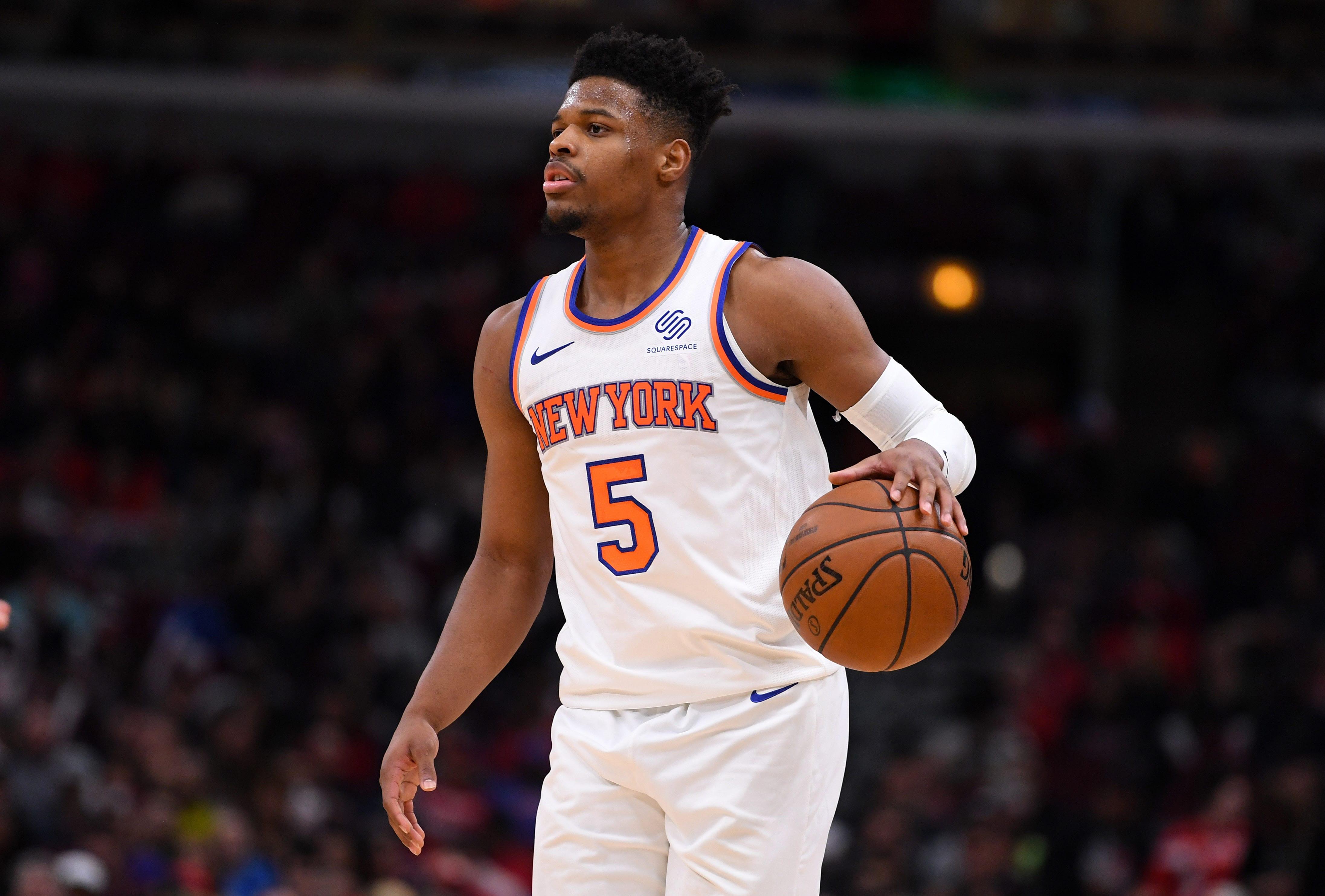 New York Knicks, Dennis Smith Jr.