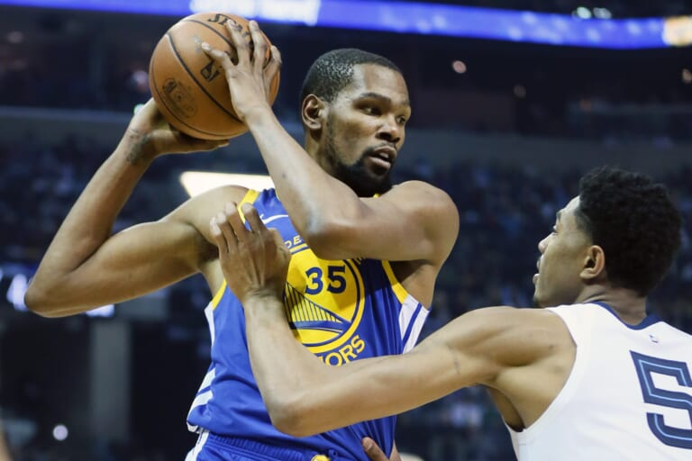 Kevin Durant never wanted to go to the New York Knick.