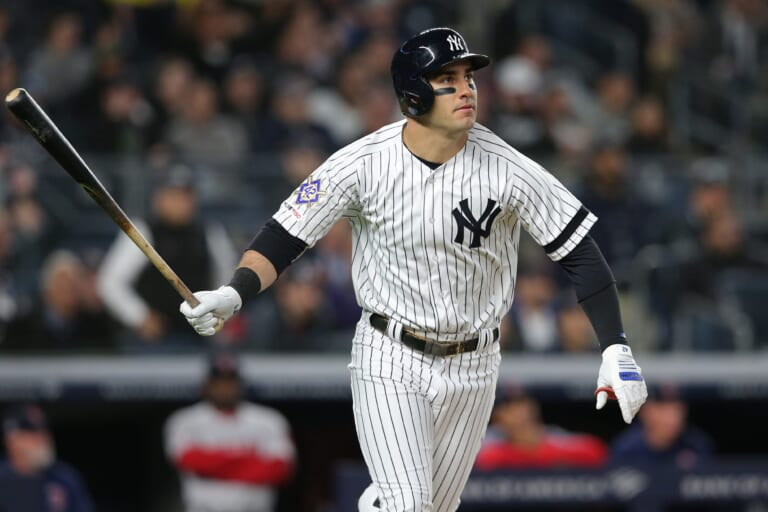 Mike Tauchman, New York Yankees