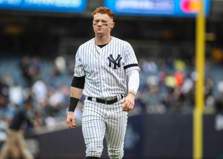 New York Yankees, Clint Frazier